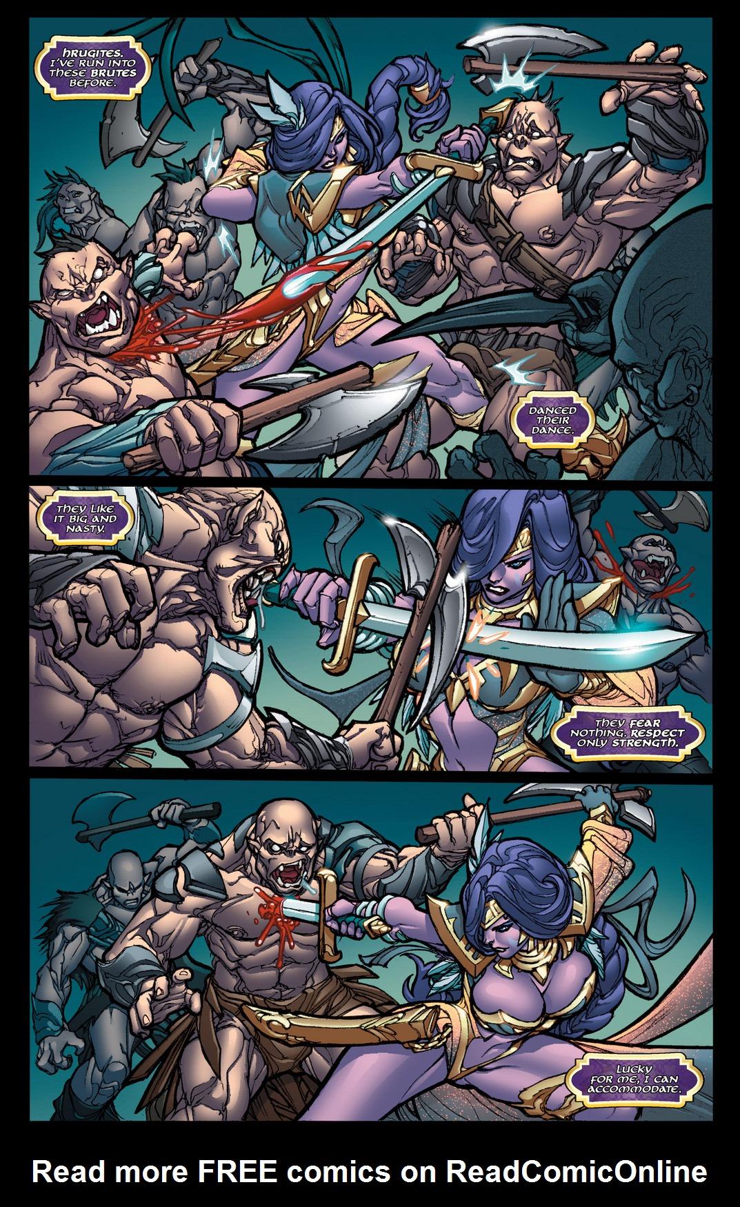 Read online Jirni comic -  Issue #1 - 6