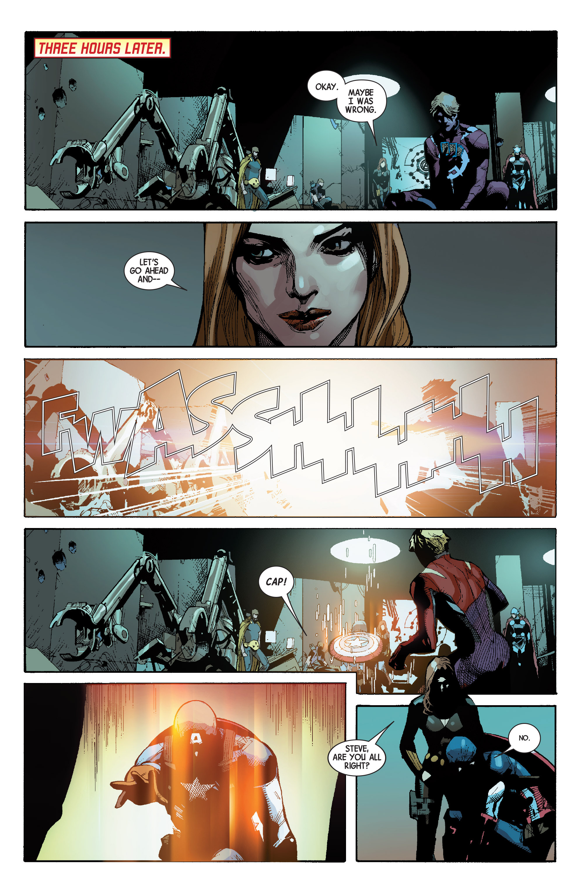 Read online Avengers (2013) comic -  Issue #Avengers (2013) _TPB 6 - 145