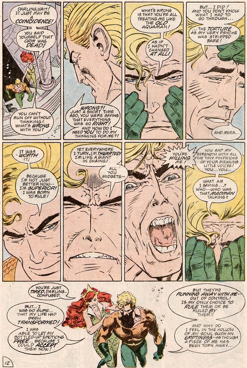 Read online Aquaman Special comic -  Issue #Aquaman Special Full - 14