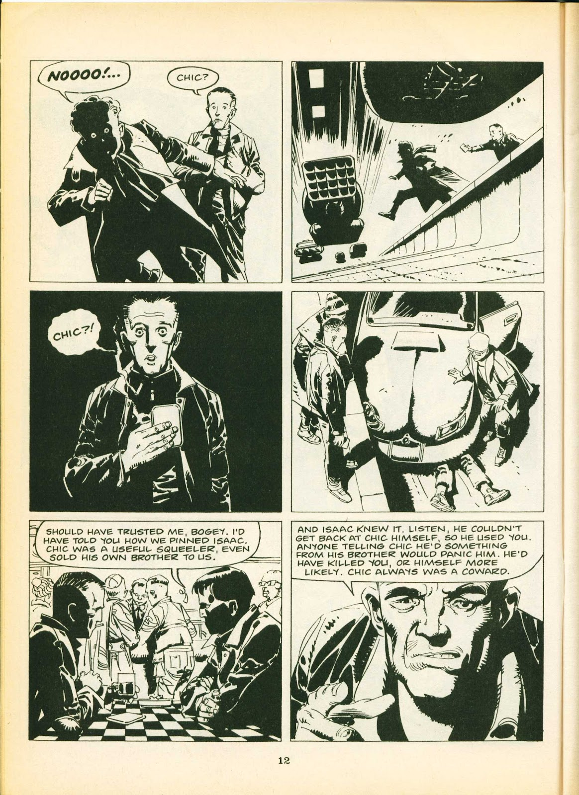 Warrior Issue #23 #24 - English 12
