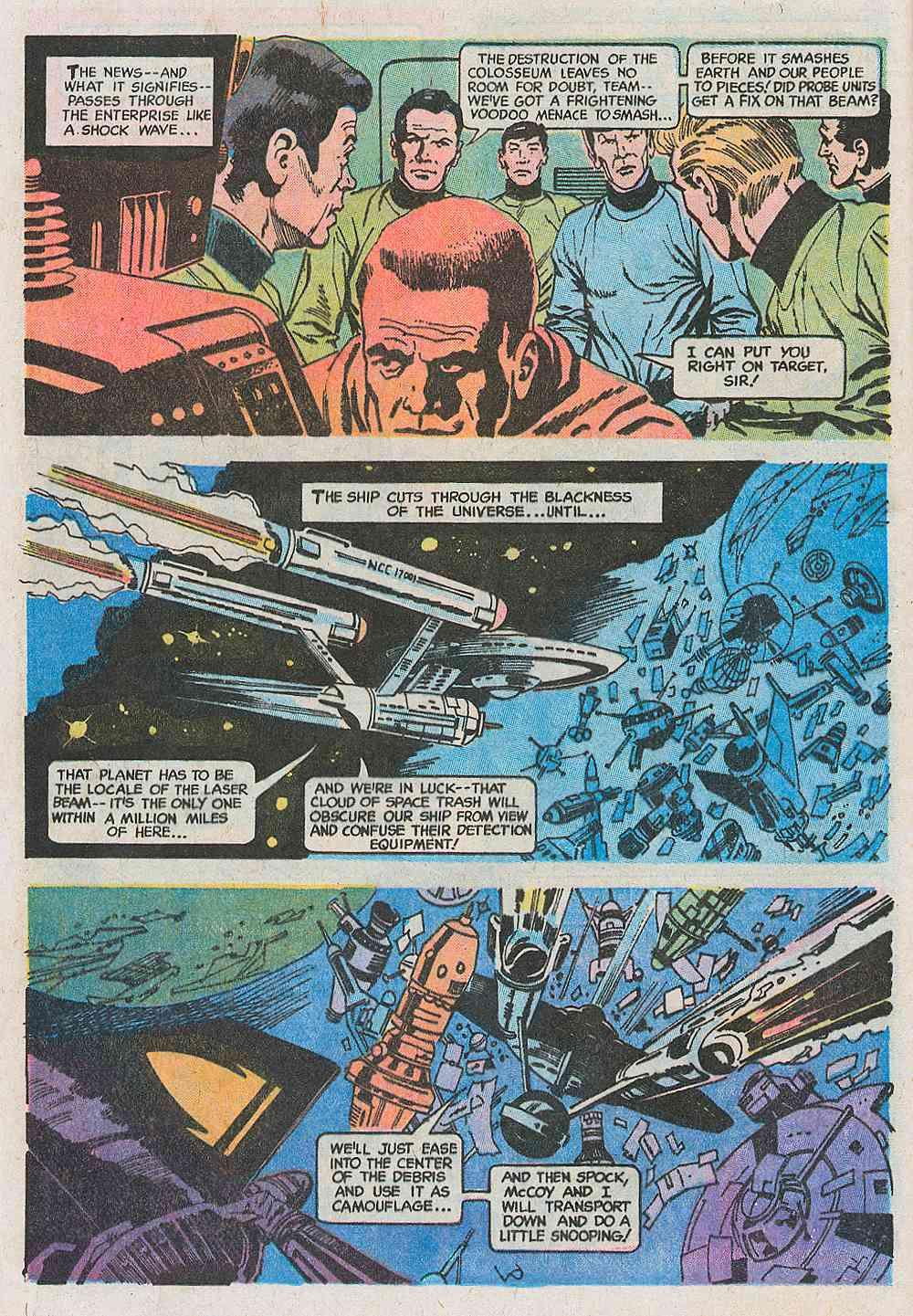 Star Trek (1967) issue 45 - Page 10