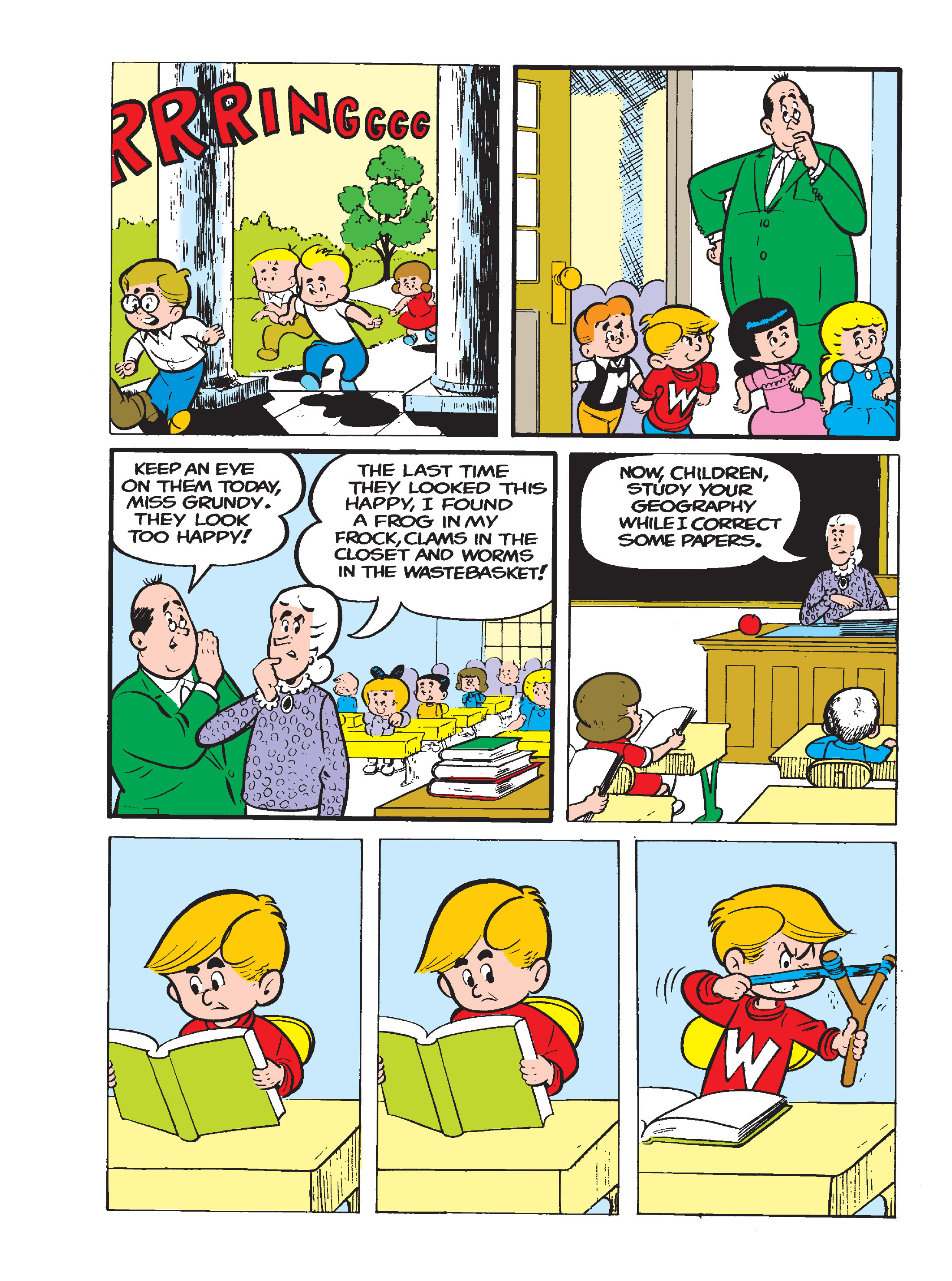 Read online Archie's Funhouse Double Digest comic -  Issue #17 - 128