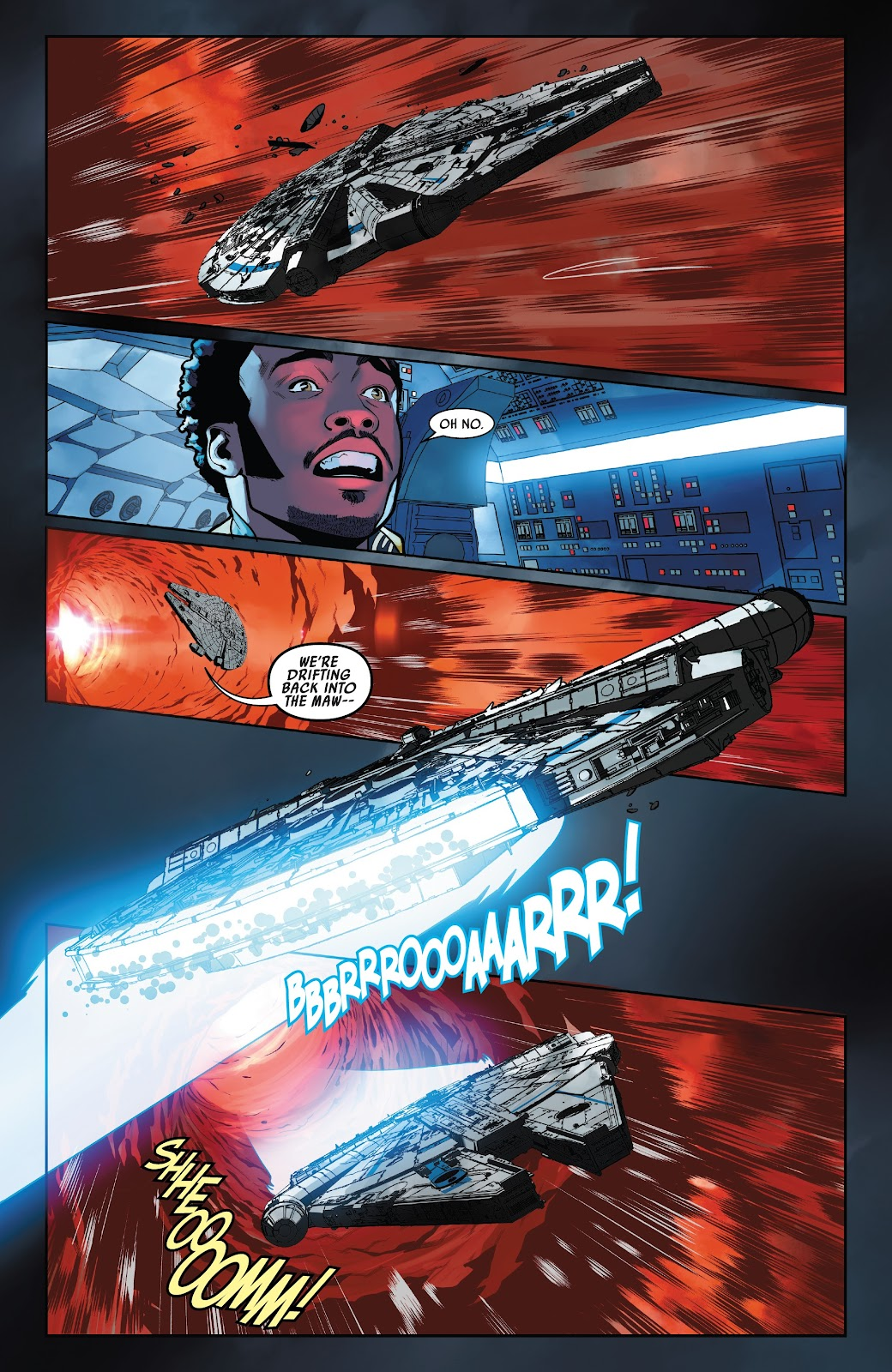 Read online Solo: A Star Wars Story Adaptation comic -  Issue #5 - 15