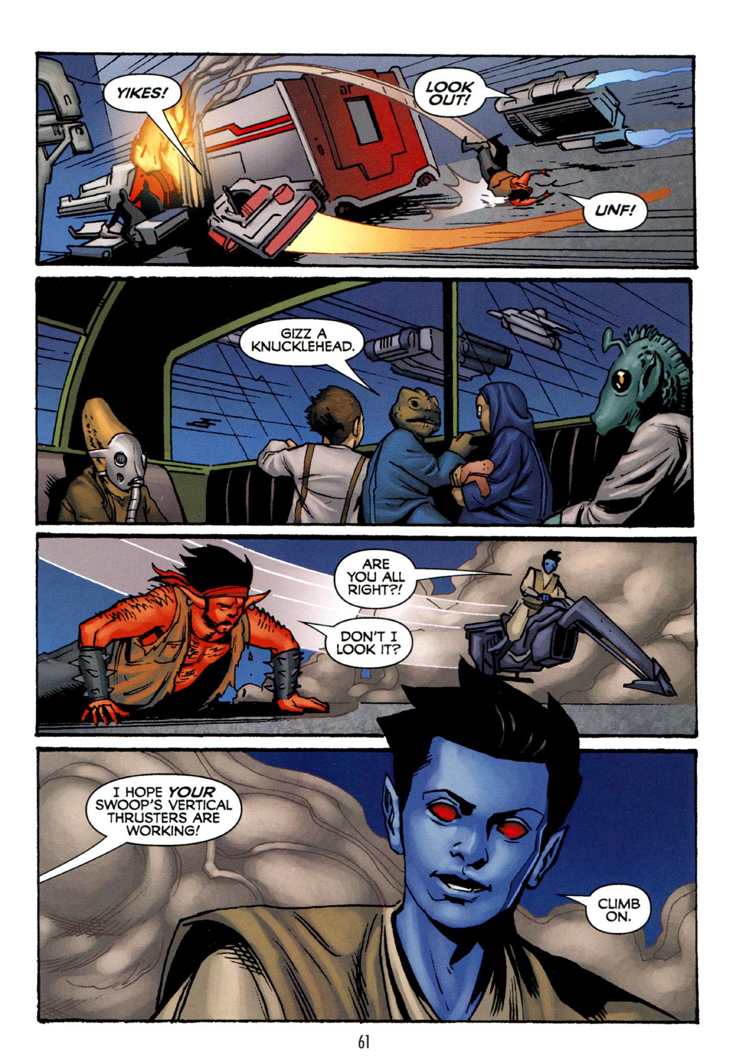 Read online Star Wars: The Clone Wars - Strange Allies comic -  Issue # Full - 62