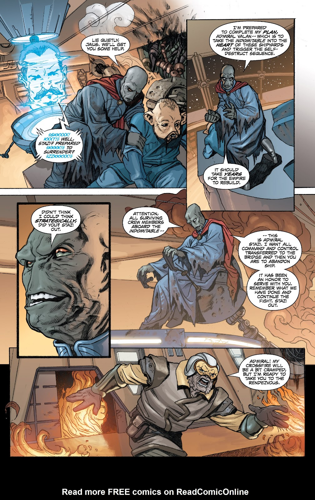 Read online Star Wars Legends: Legacy - Epic Collection comic -  Issue # TPB 2 (Part 1) - 47