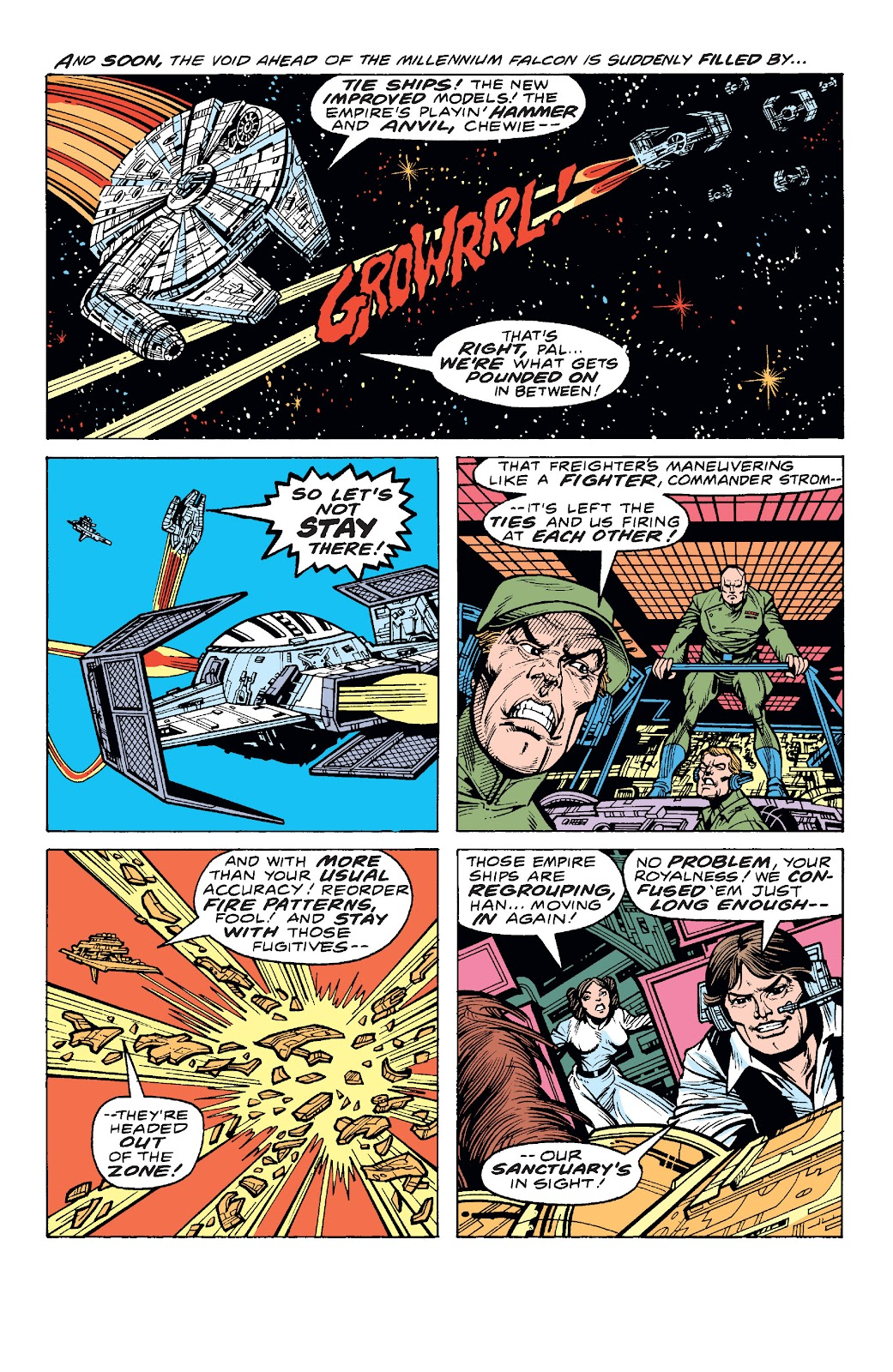 Read online Star Wars Legends: The Original Marvel Years - Epic Collection comic -  Issue # TPB 1 (Part 4) - 25