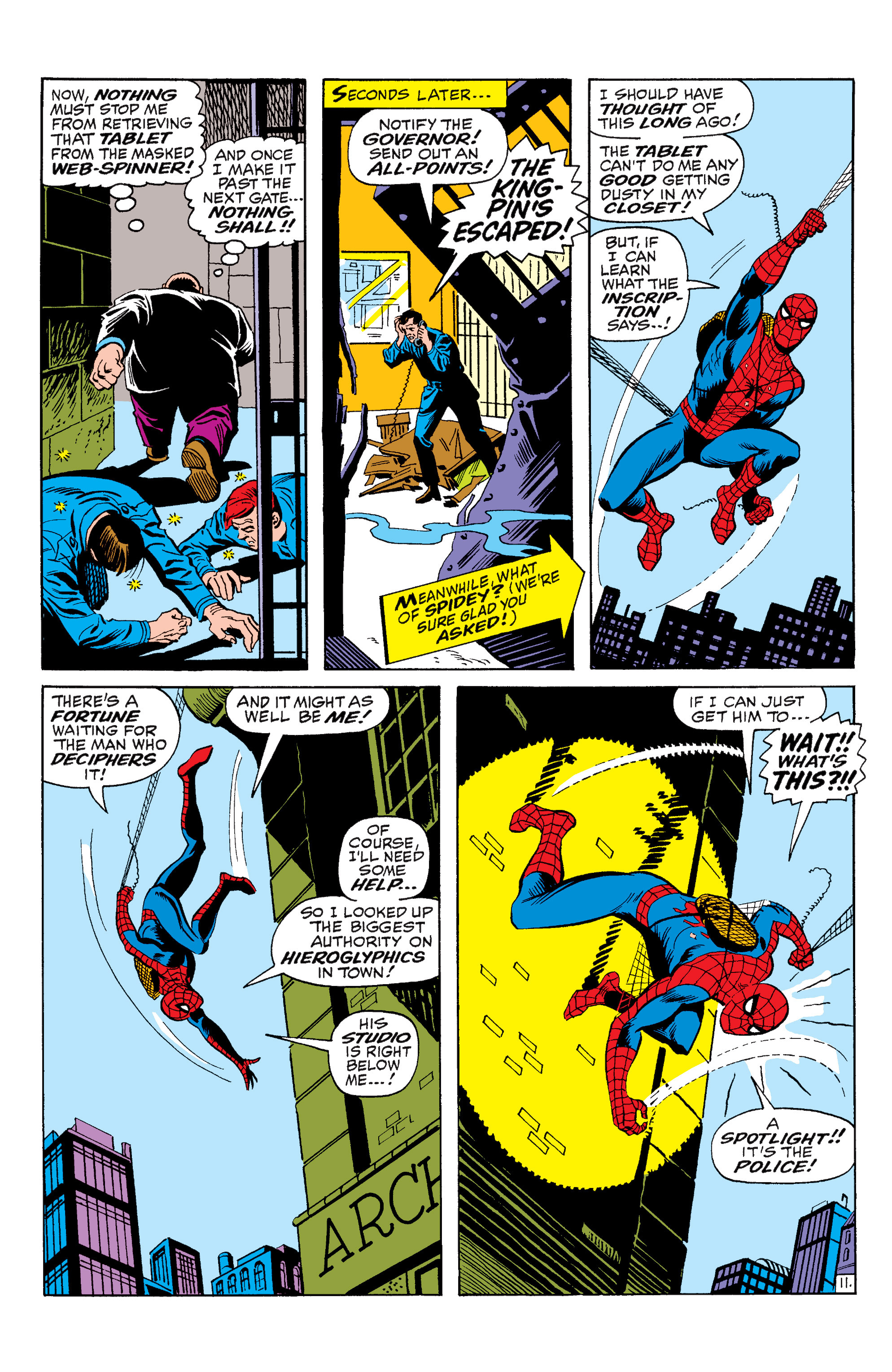 The Amazing Spider-Man (1963) 70 Page 11