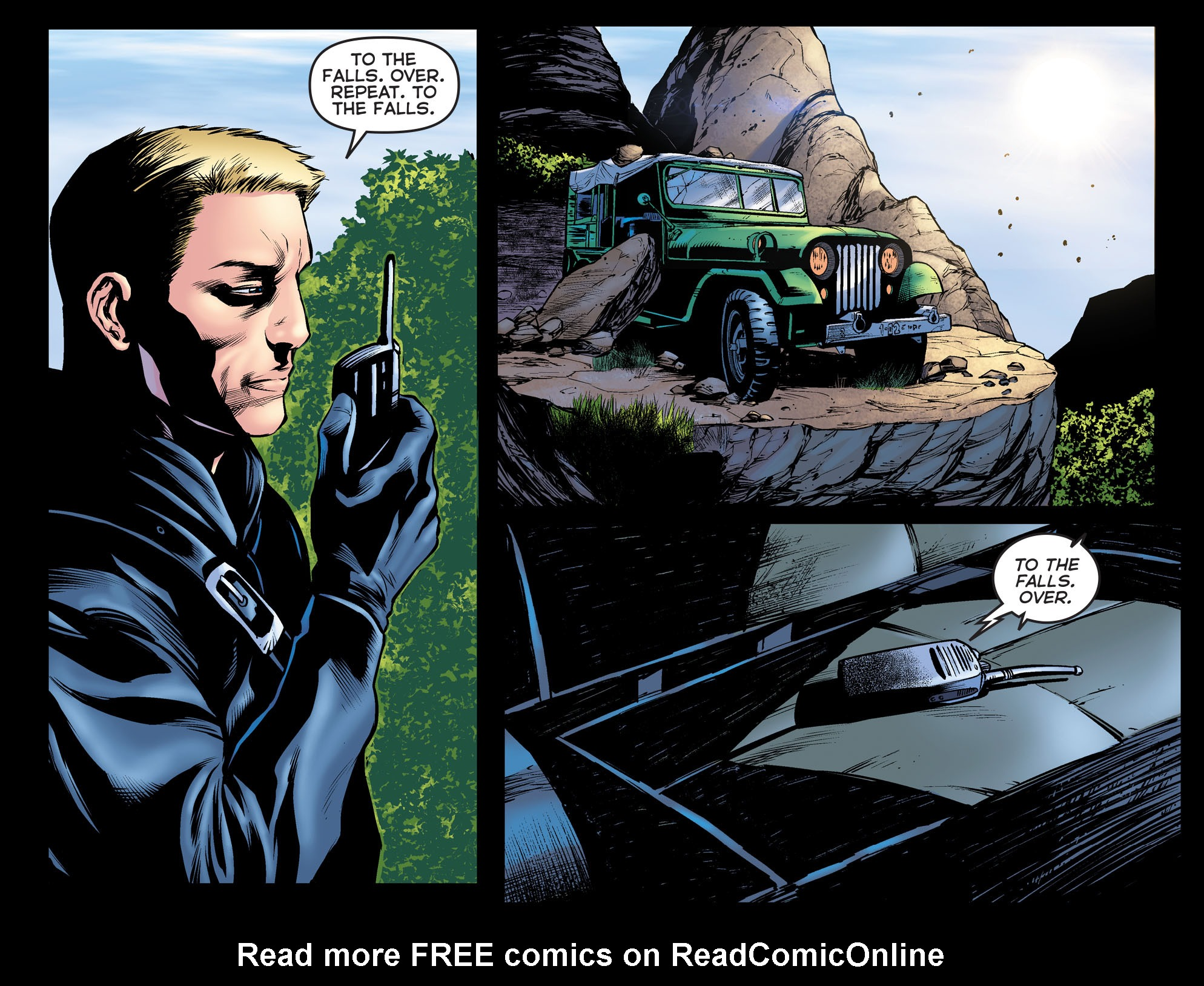 Read online Arrow: The Dark Archer comic -  Issue #8 - 16