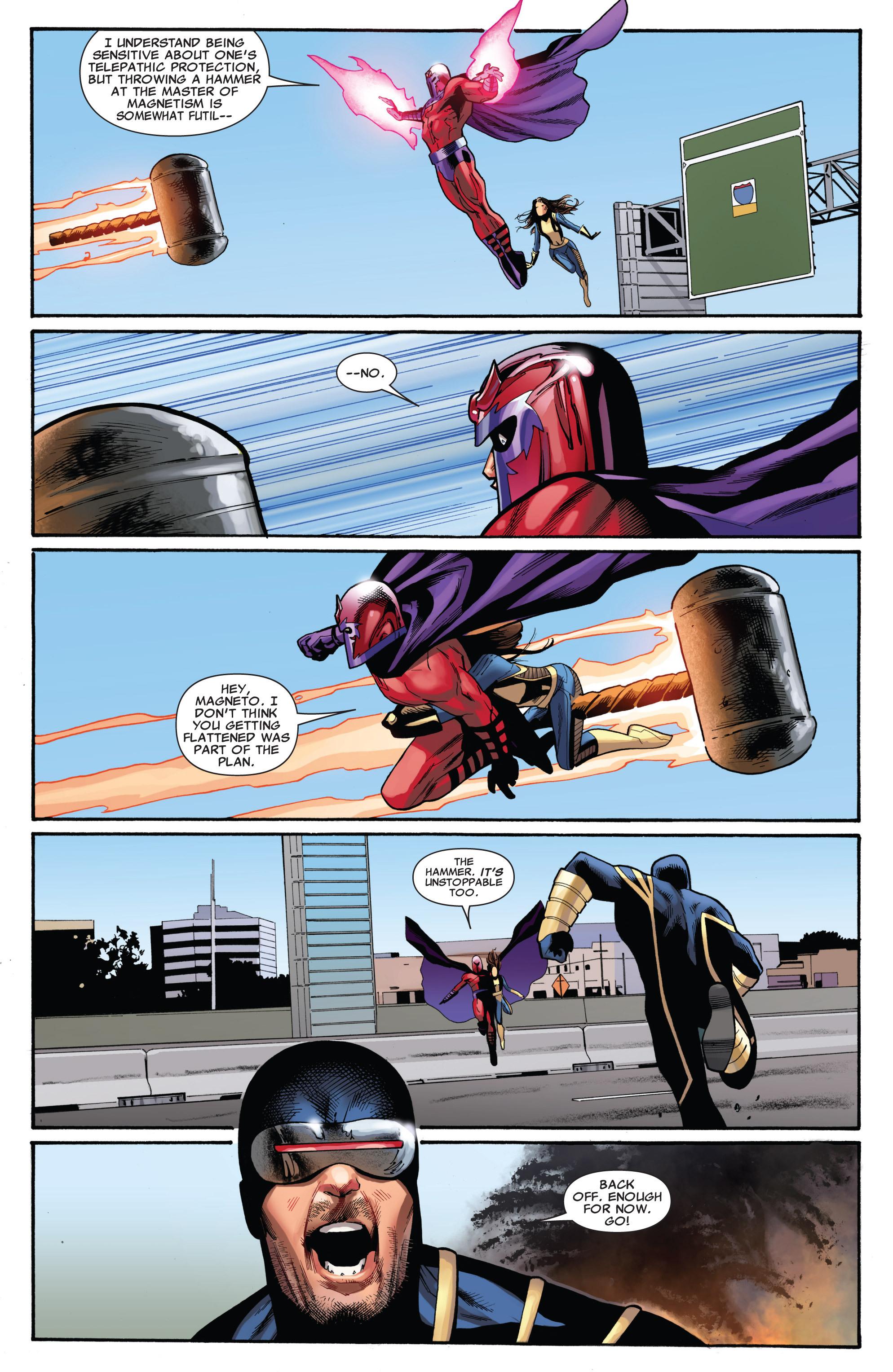 Read online Uncanny X-Men (1963) comic -  Issue #541 - 13