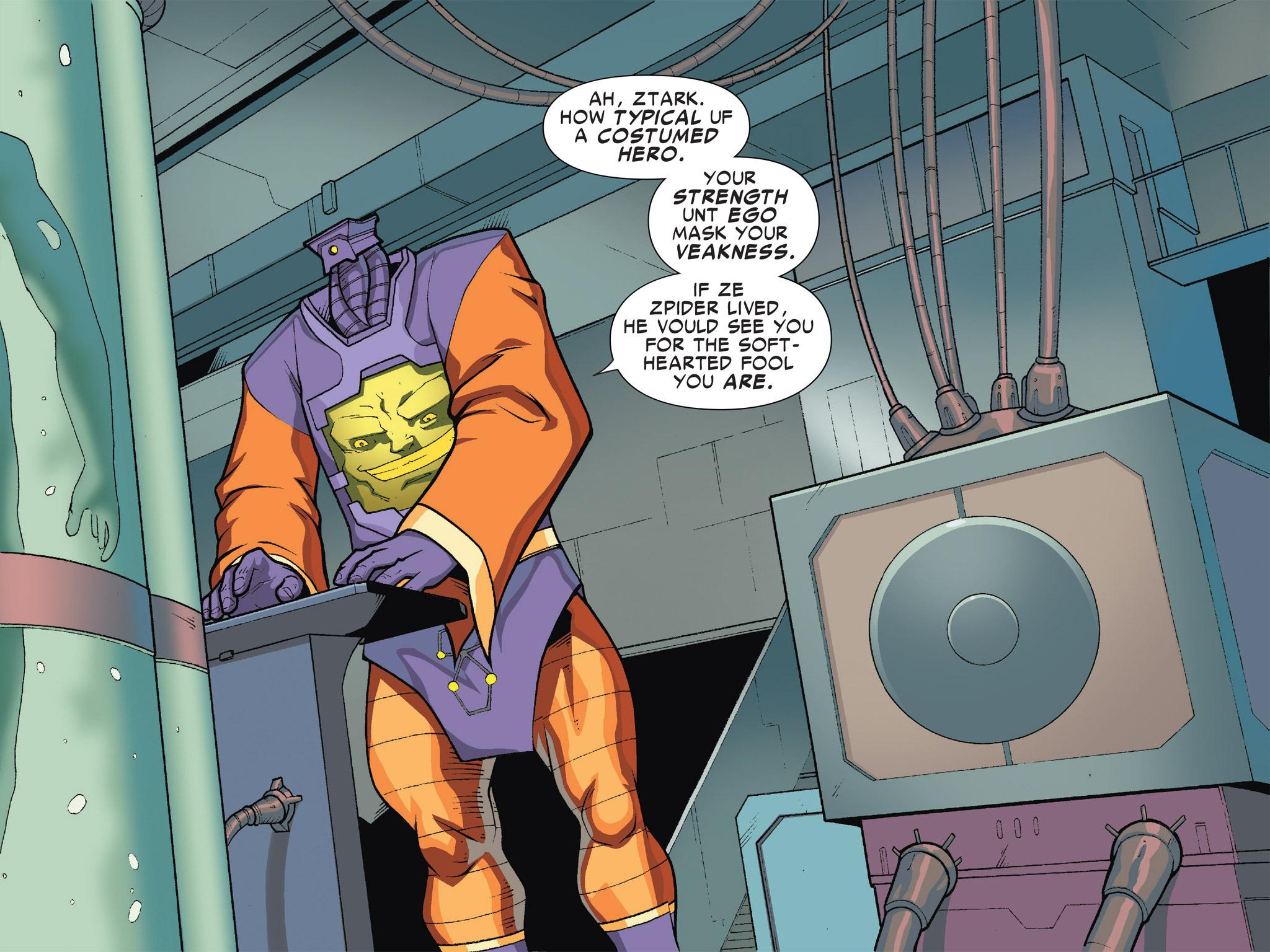Read online Ultimate Spider-Man (Infinite Comics) (2016) comic -  Issue #5 - 26
