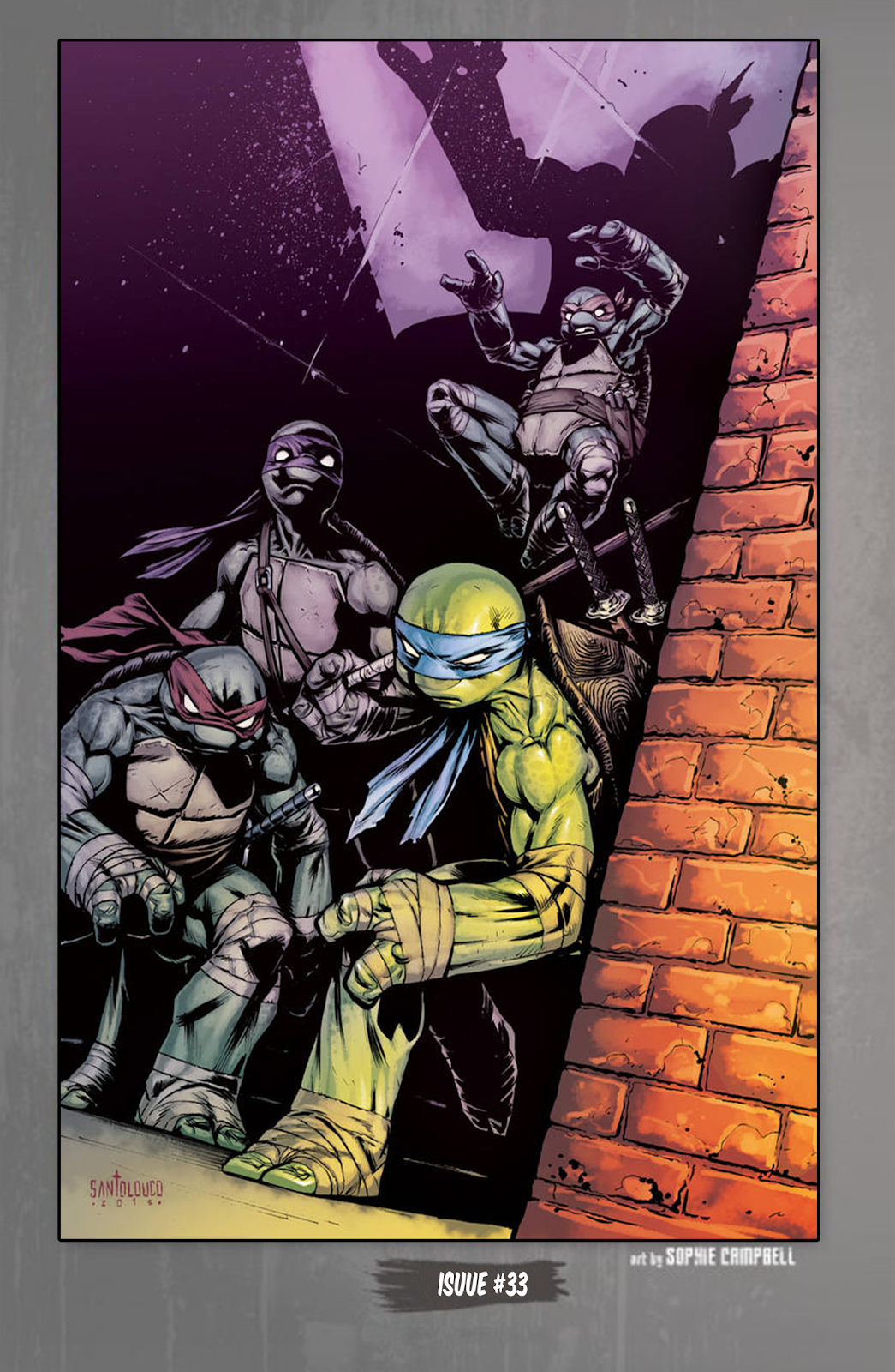 Read online Teenage Mutant Ninja Turtles: The IDW Collection comic -  Issue # TPB 4 (Part 3) - 12