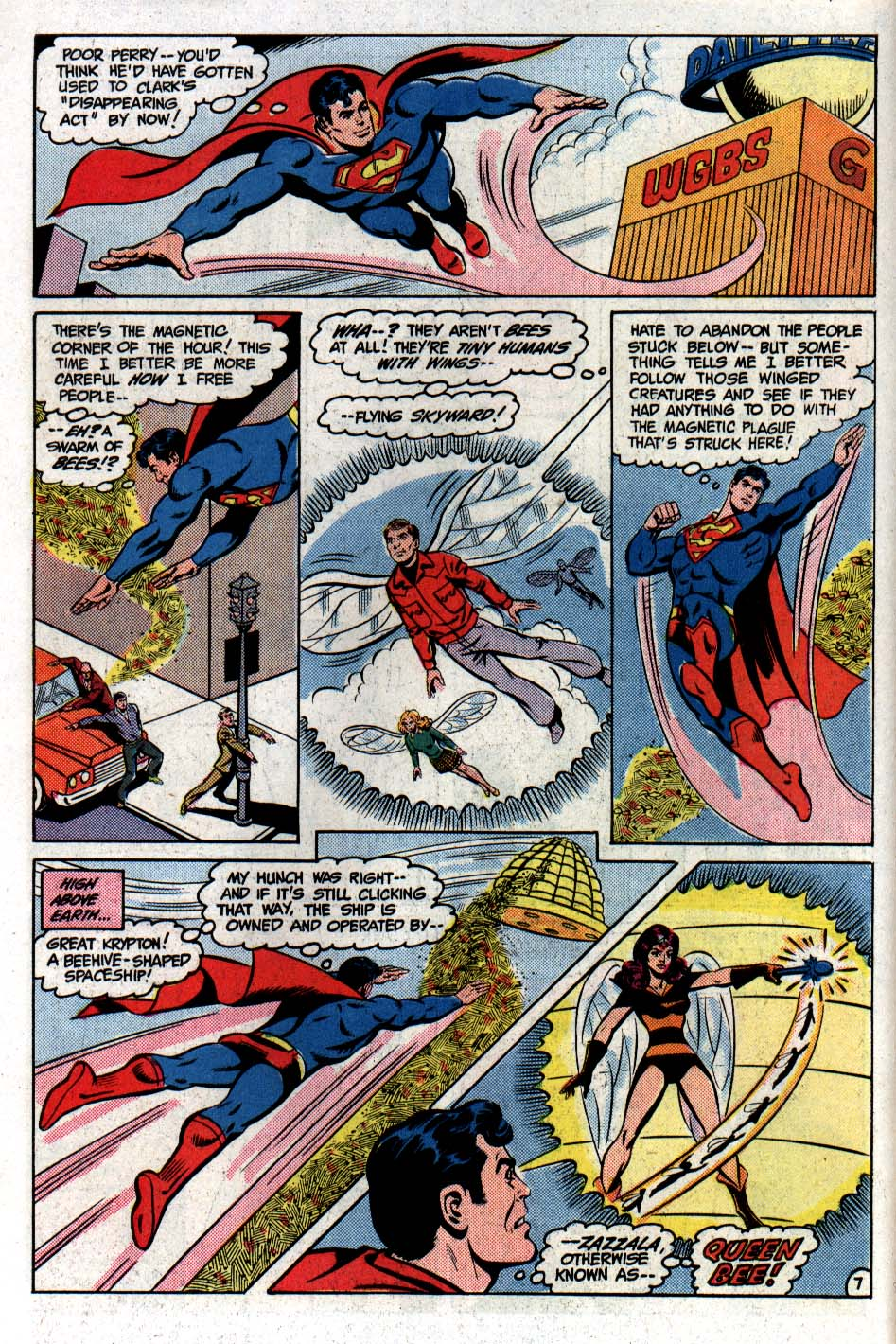 Read online Action Comics (1938) comic -  Issue #562 - 8