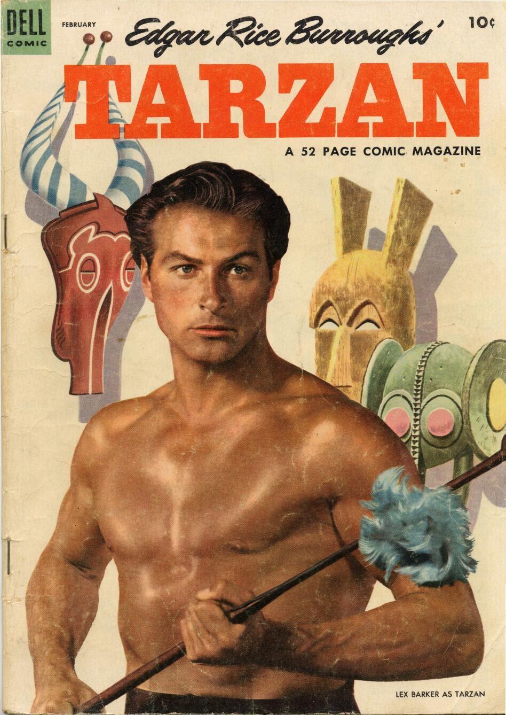 Tarzan (1948) issue 53 - Page 1
