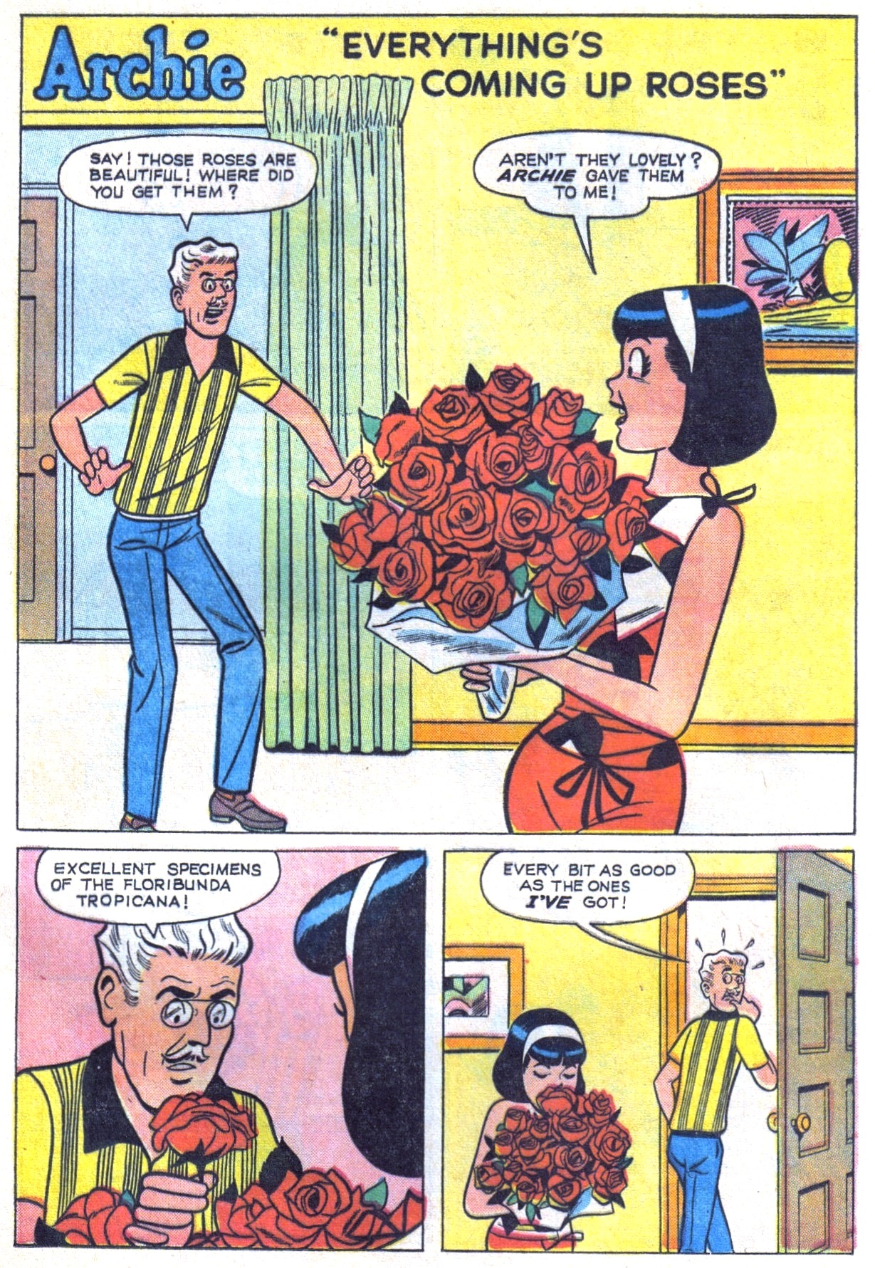 Read online Archie (1960) comic -  Issue #150 - 29