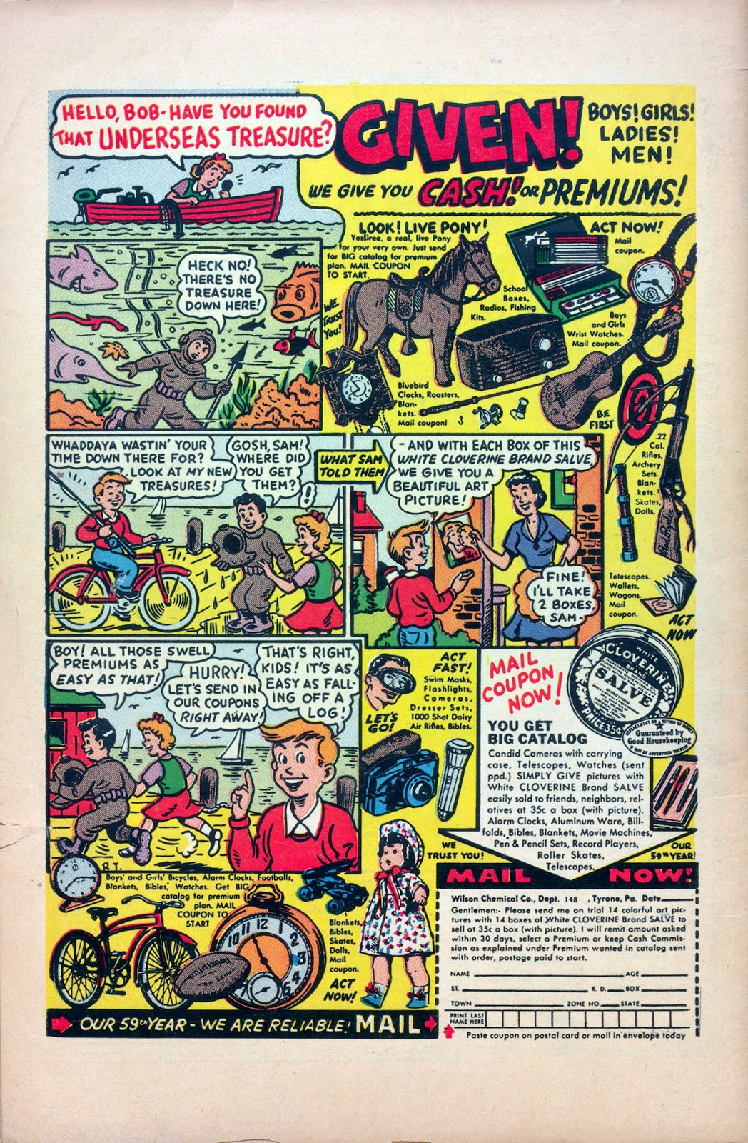 Mystic (1951) issue 31 - Page 36