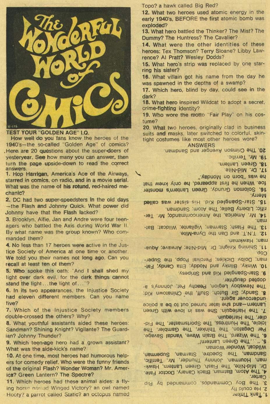 Read online Aquaman (1962) comic -  Issue #48 - 12