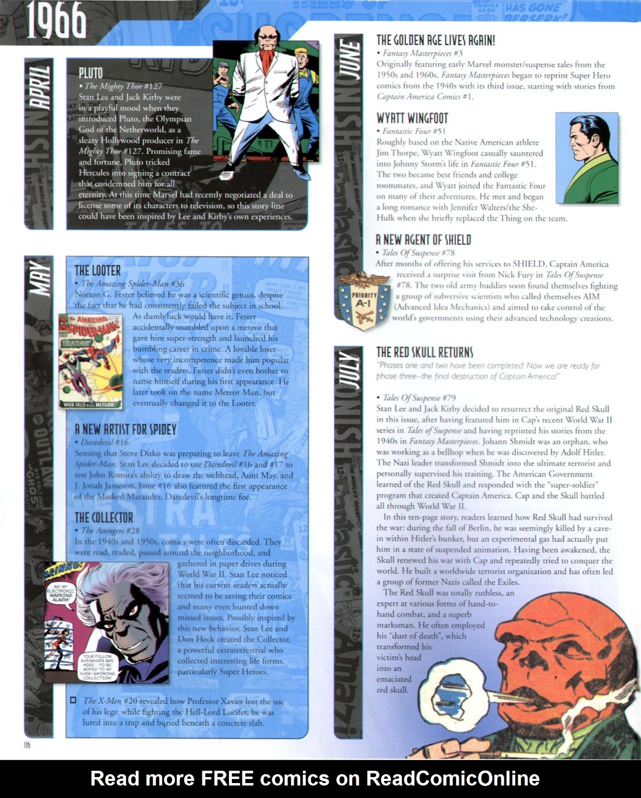 Read online Marvel Chronicle comic -  Issue # TPB (Part 2) - 15