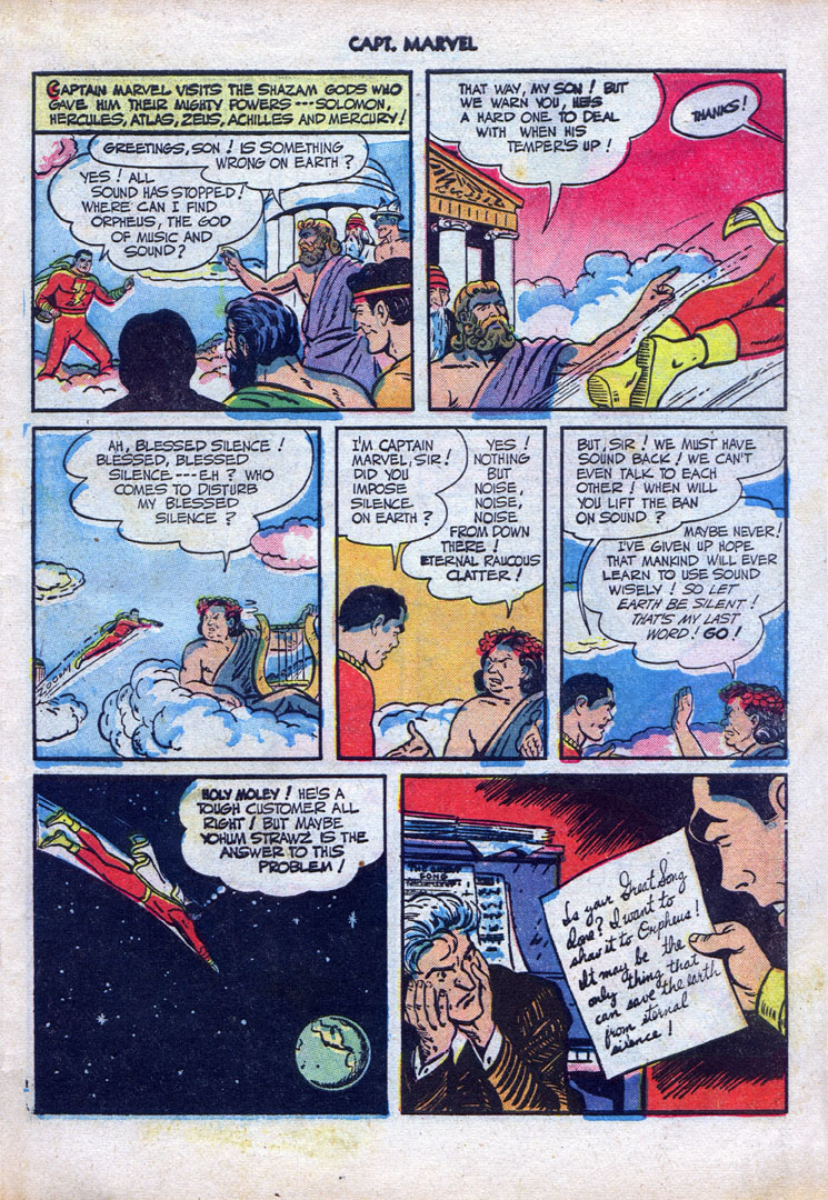 Captain Marvel Adventures issue 87 - Page 30