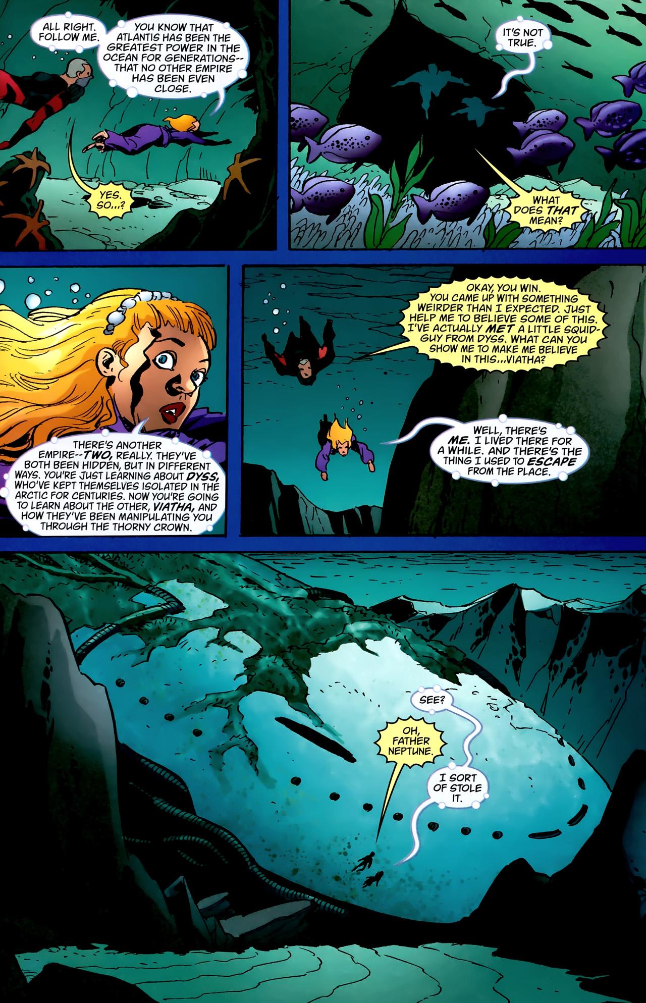 Read online Aquaman: Sword of Atlantis comic -  Issue #55 - 17