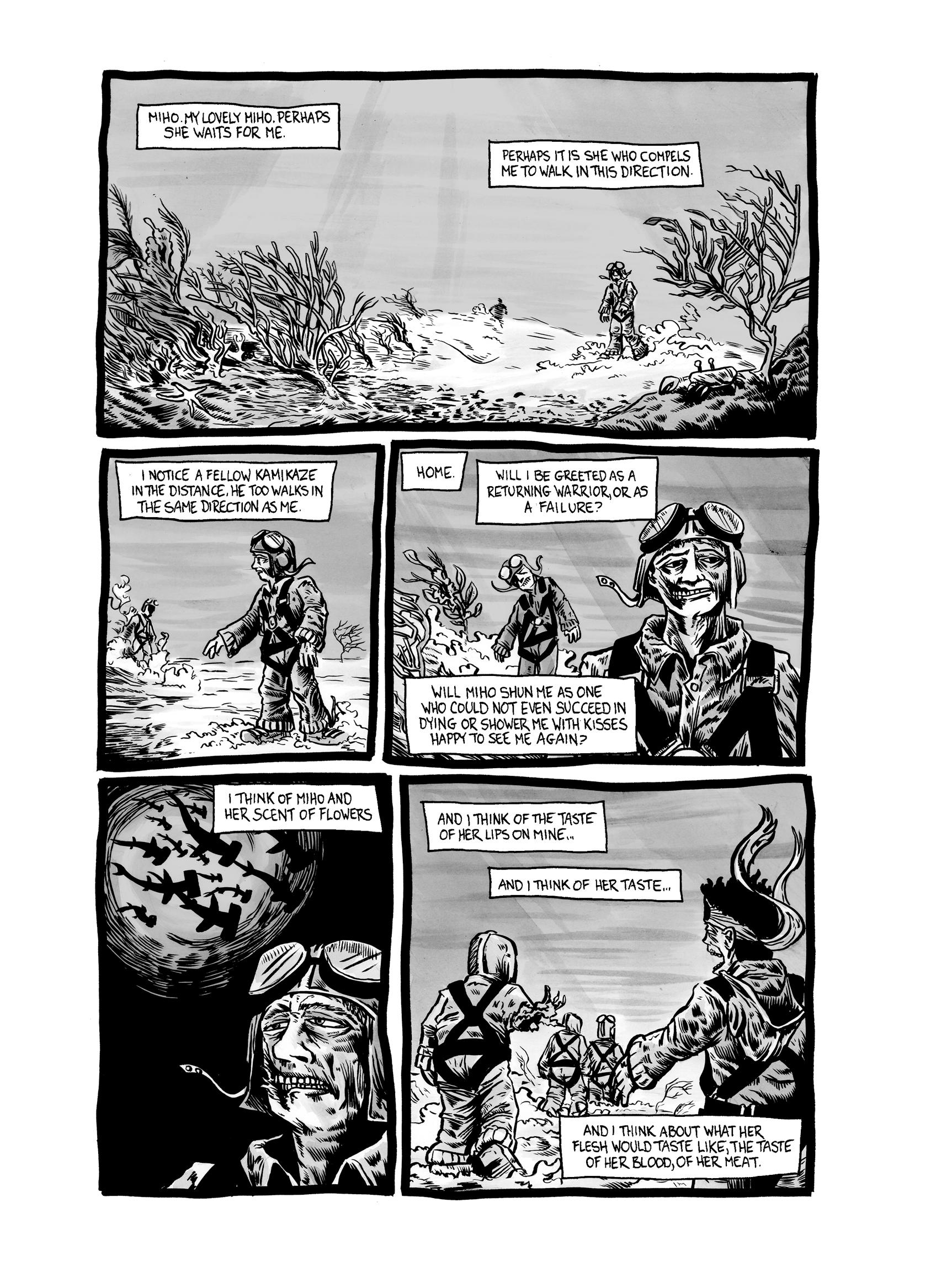 Read online FUBAR comic -  Issue #2 - 37