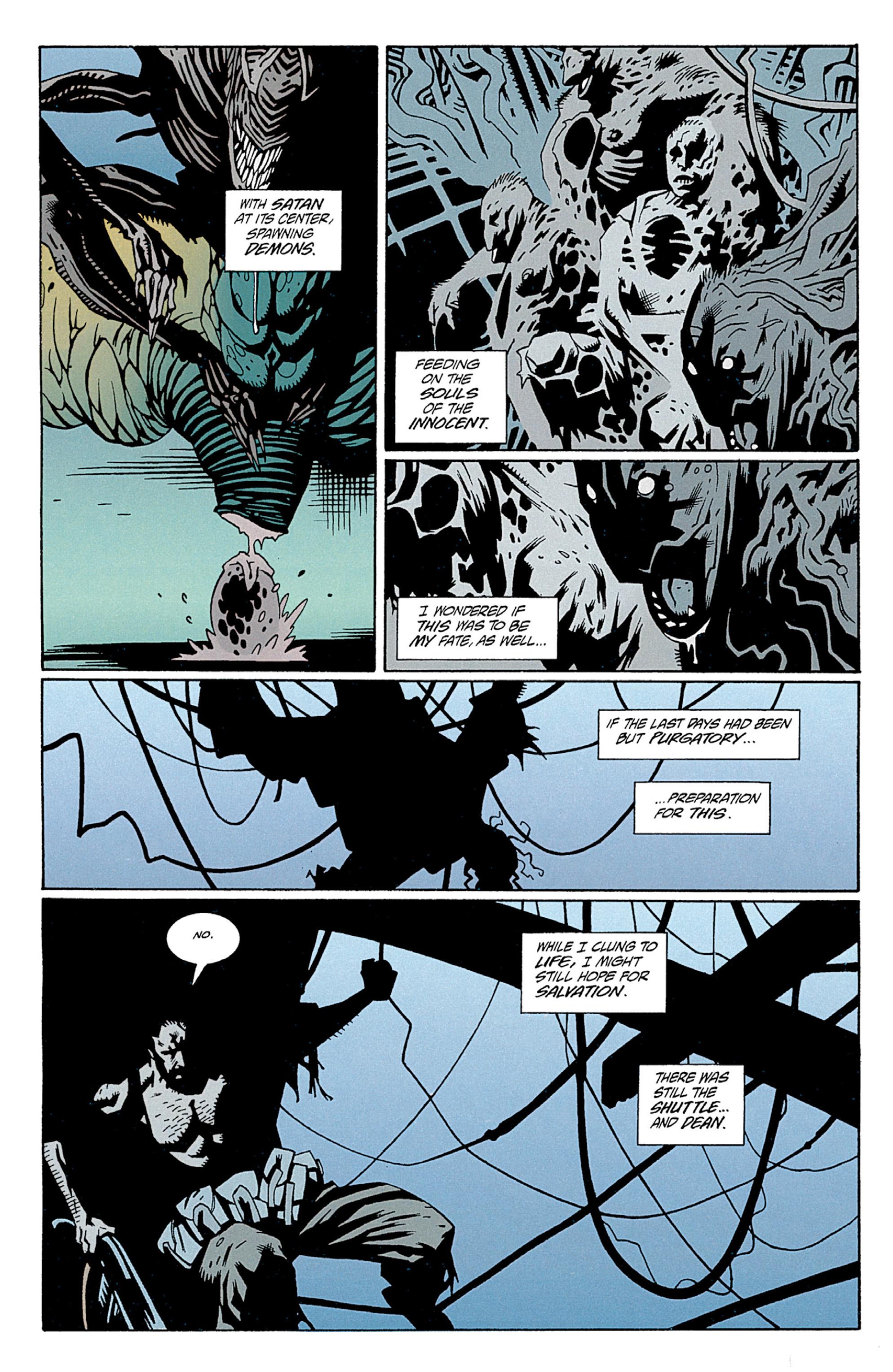 Read online Aliens: Salvation comic -  Issue # TPB - 41