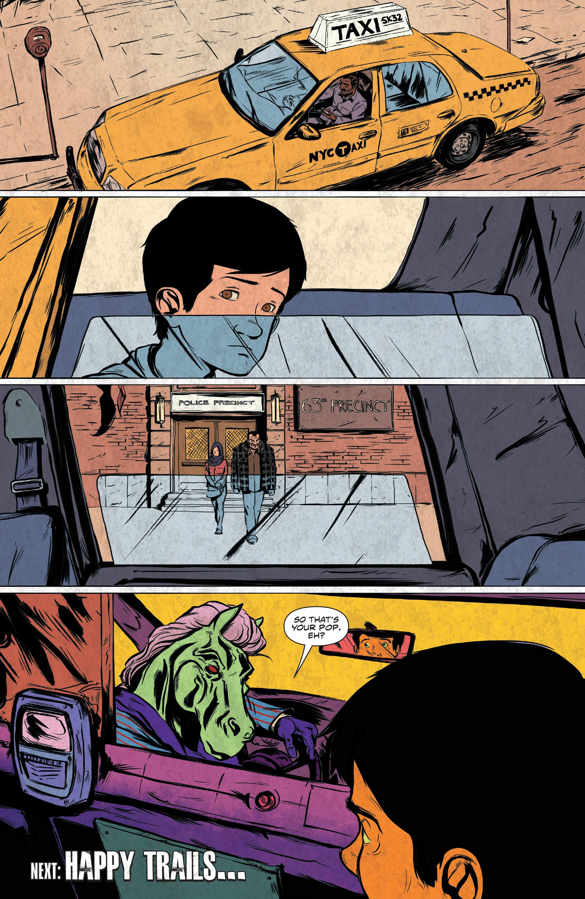 Read online Translucid comic -  Issue #2 - 24