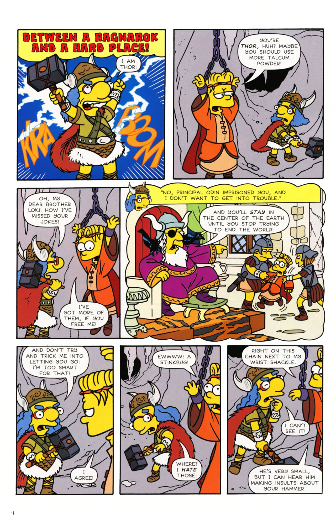 Read online Simpsons Comics comic -  Issue #168 - 5