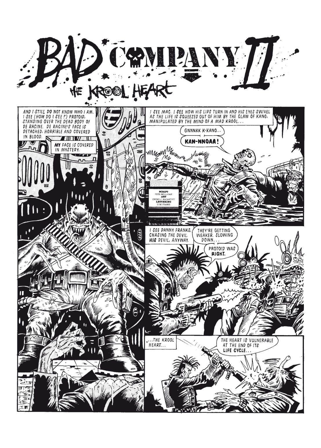 Read online The Complete Bad Company comic -  Issue # TPB - 230