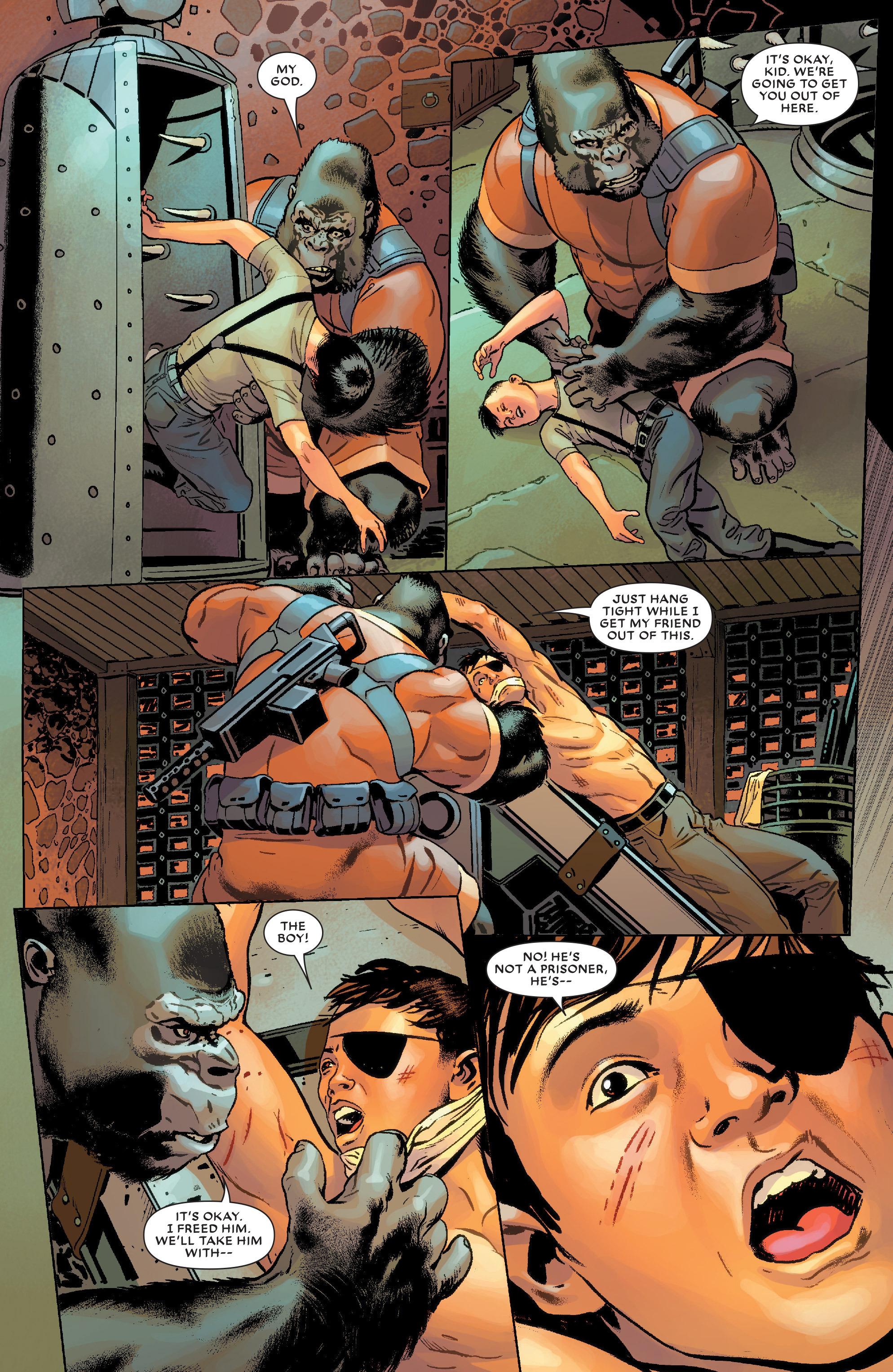Read online Secret Wars: Agents of Atlas comic -  Issue # Full - 21