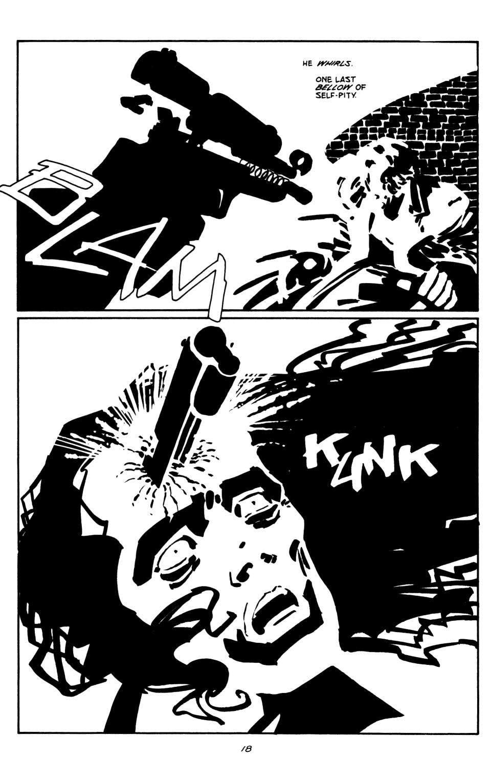 Read online Sin City: The Big Fat Kill comic -  Issue #2 - 19
