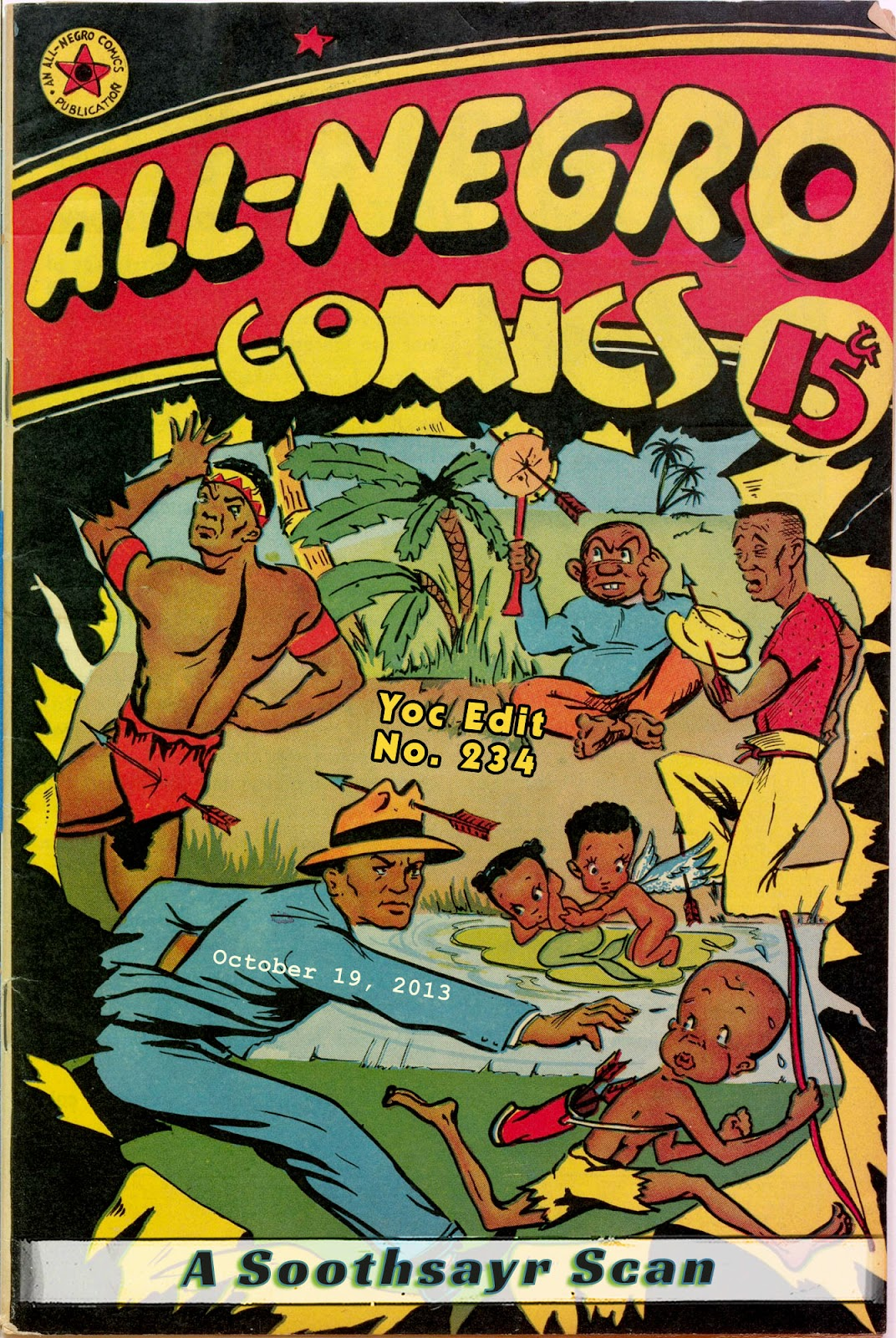 All-Negro Comics issue Full - Page 52
