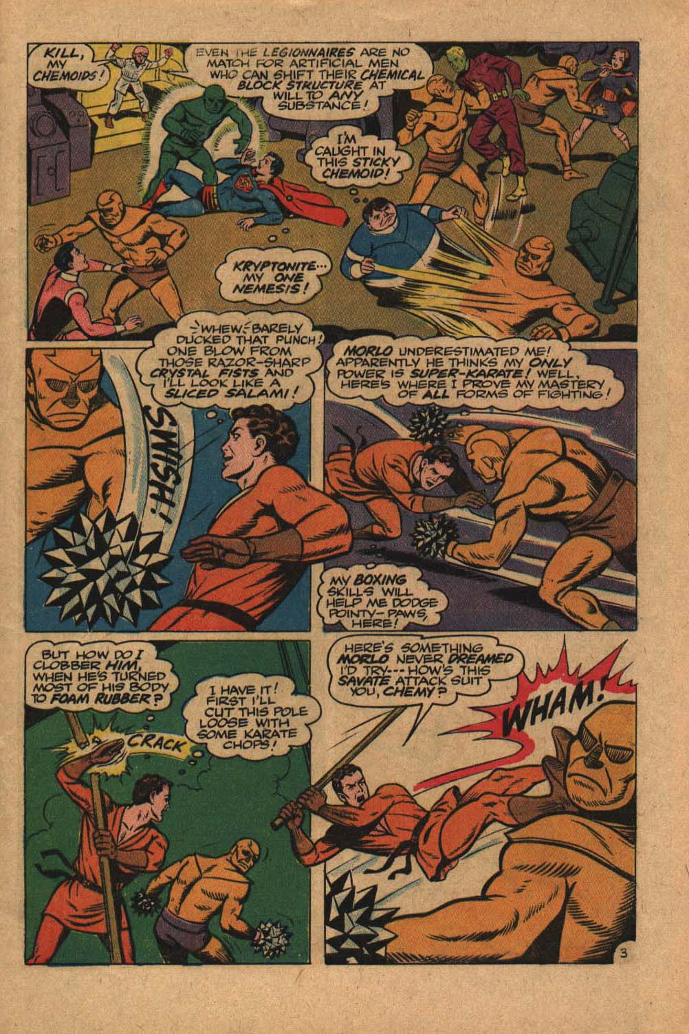 Read online Adventure Comics (1938) comic -  Issue #363 - 5
