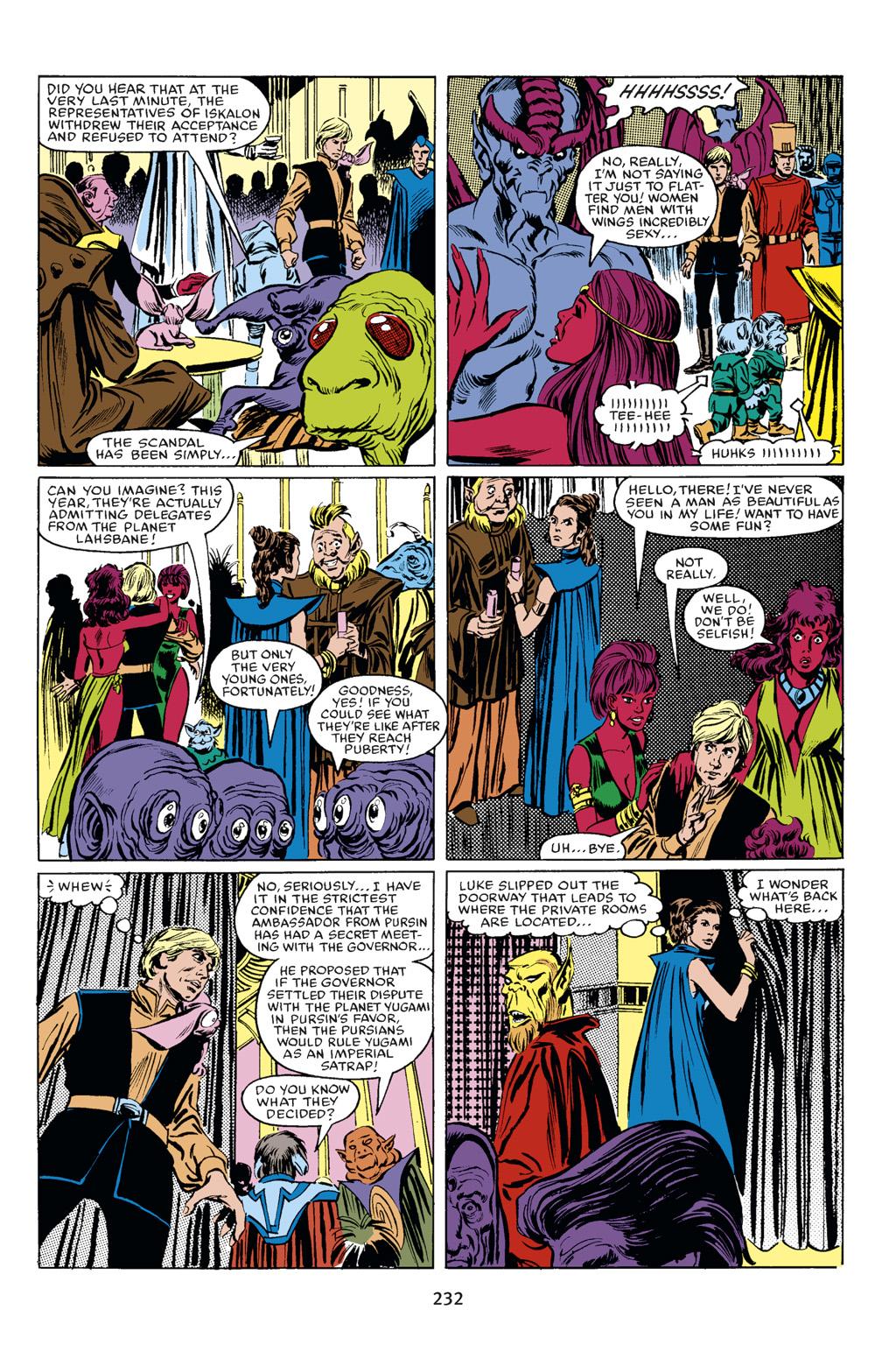 Read online Star Wars Omnibus comic -  Issue # Vol. 18 - 218