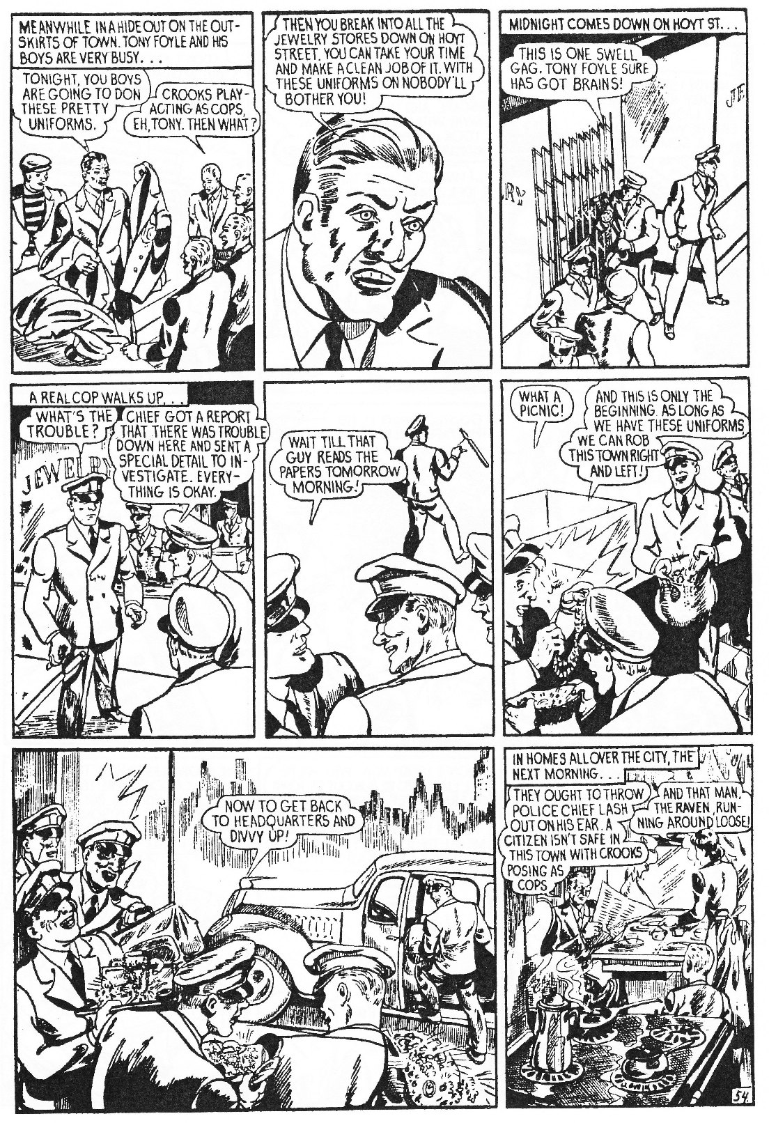 Read online Men of Mystery Comics comic -  Issue #81 - 120