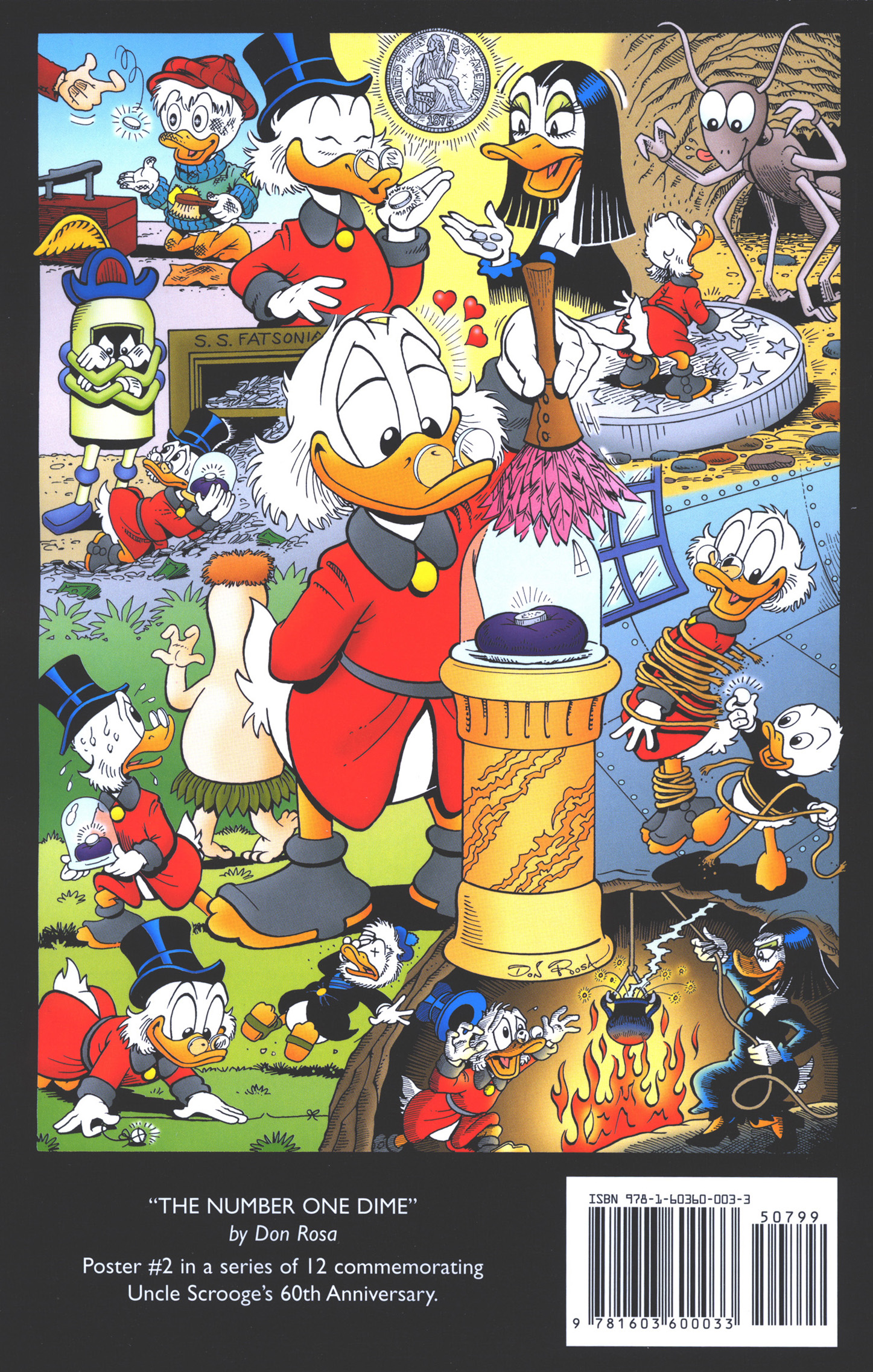 Read online Uncle Scrooge (1953) comic -  Issue #373 - 68
