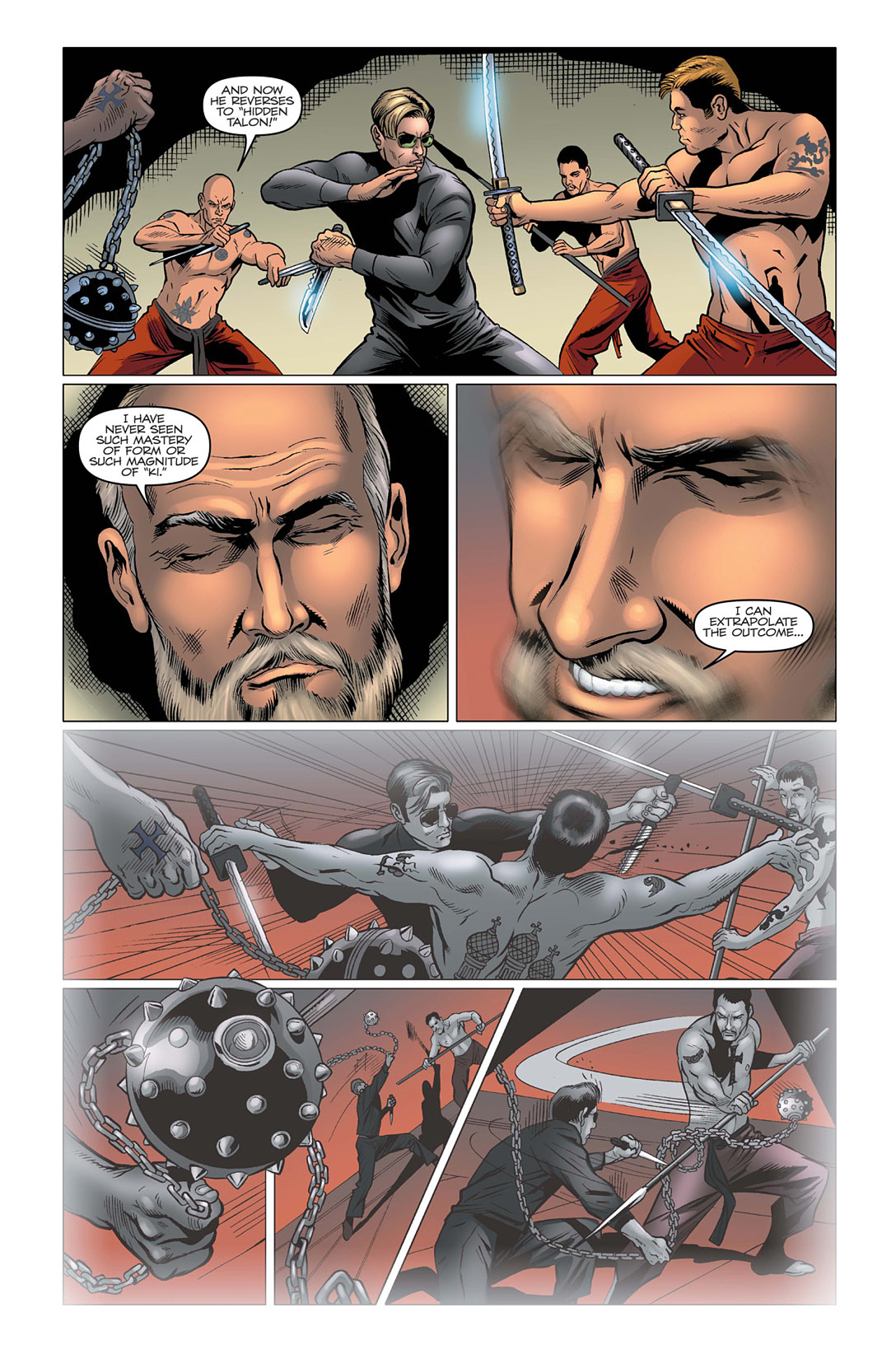 G.I. Joe: A Real American Hero 169 Page 21