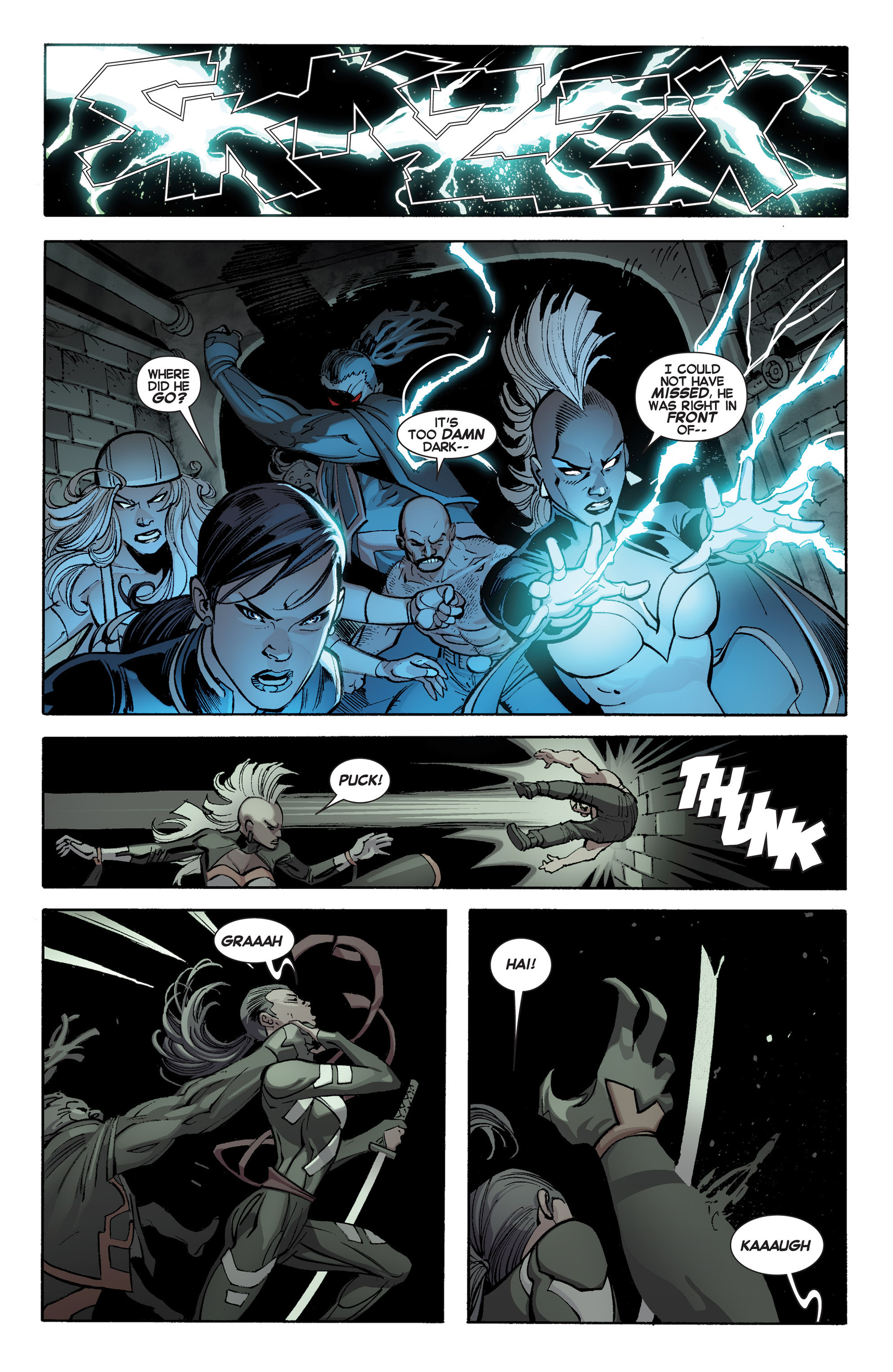 Read online Uncanny X-Force (2013) comic -  Issue #3 - 14