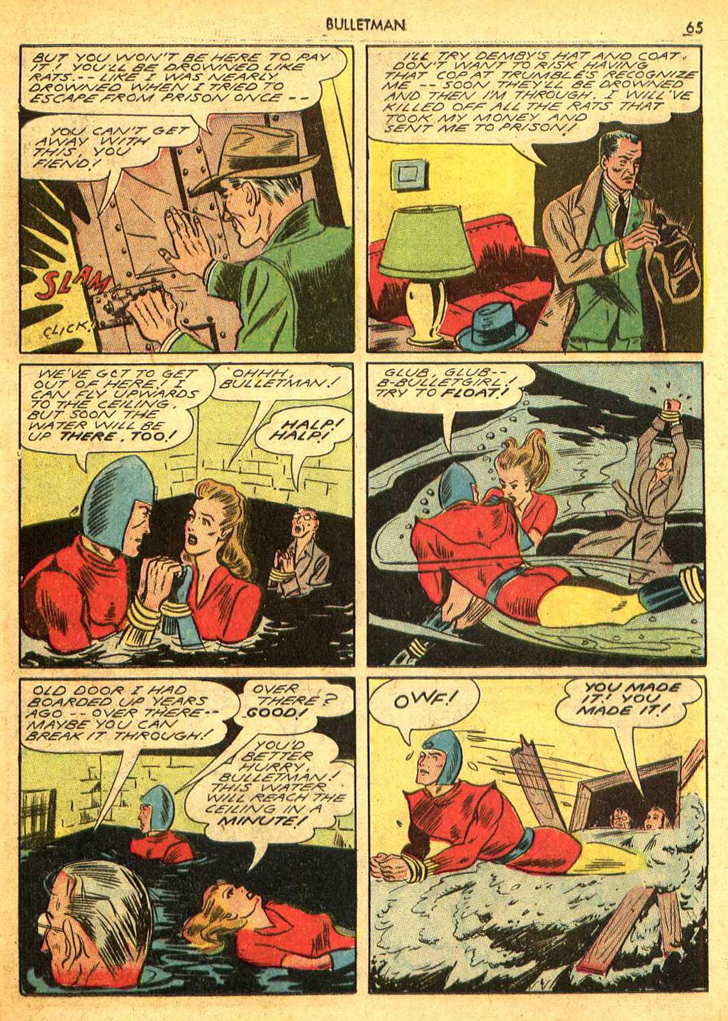 Bulletman issue 12 - Page 64