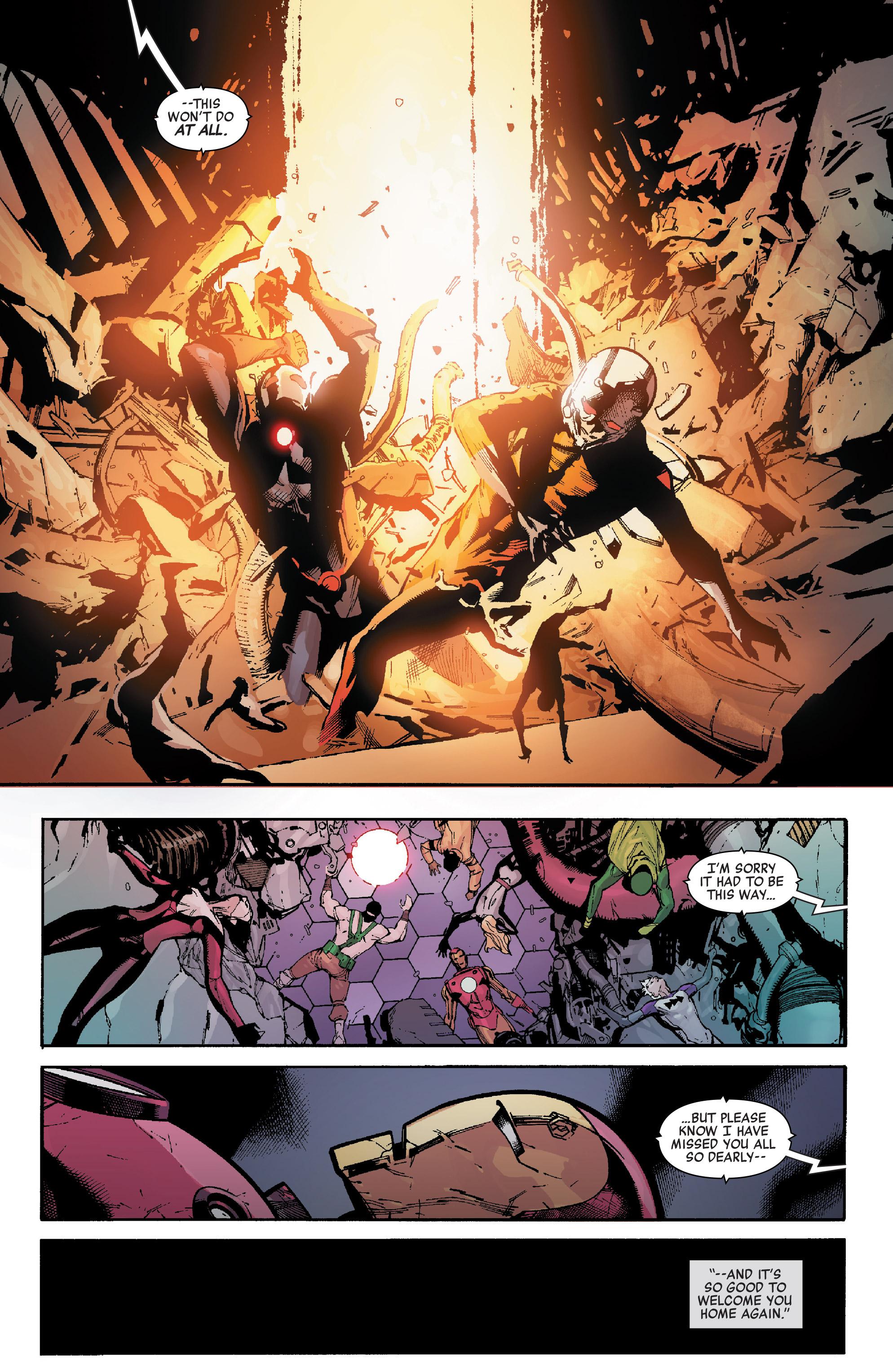 Read online Secret Empire comic -  Issue #4 - 20