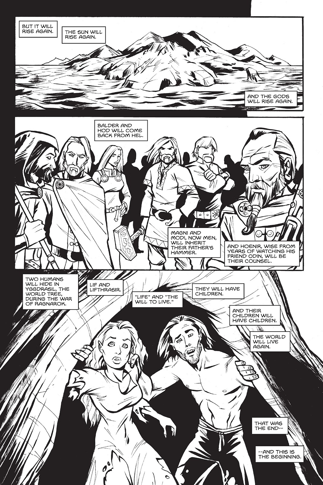 Read online Gods of Asgard comic -  Issue # TPB (Part 2) - 58