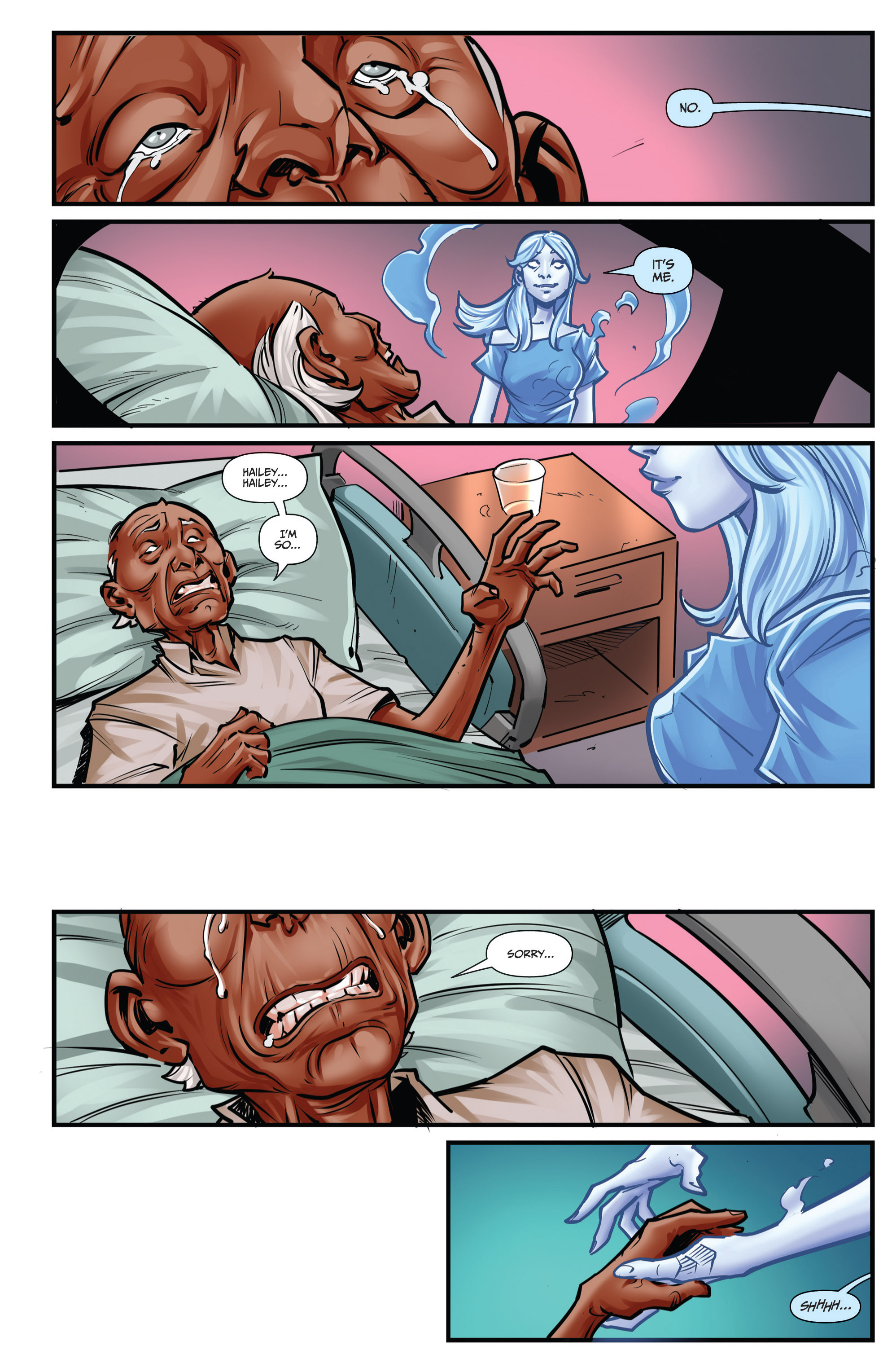Read online Grimm Fairy Tales: Arcane Acre comic -  Issue # TPB 4 - 194