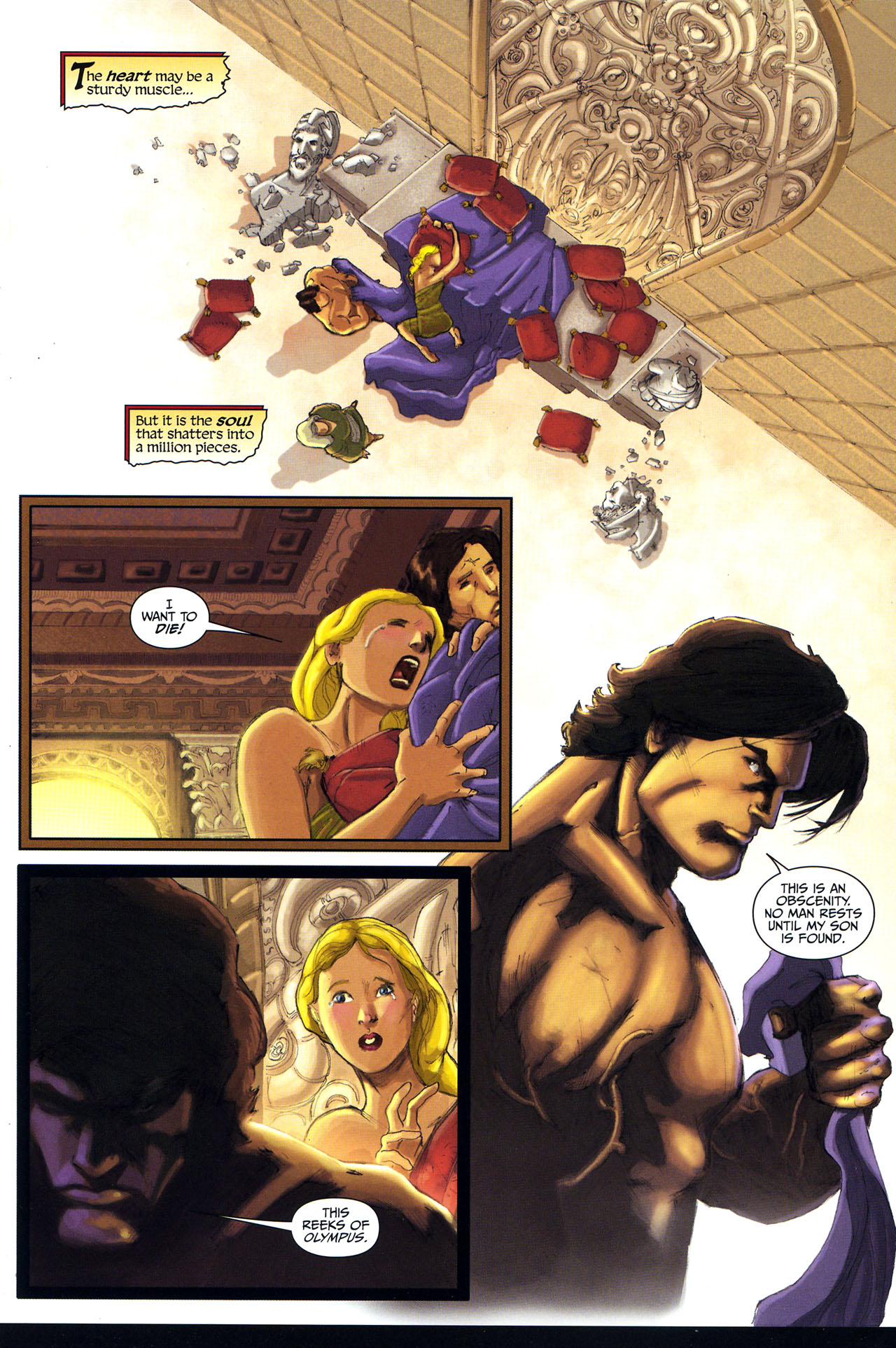 Read online Wrath of the Titans comic -  Issue #2 - 5