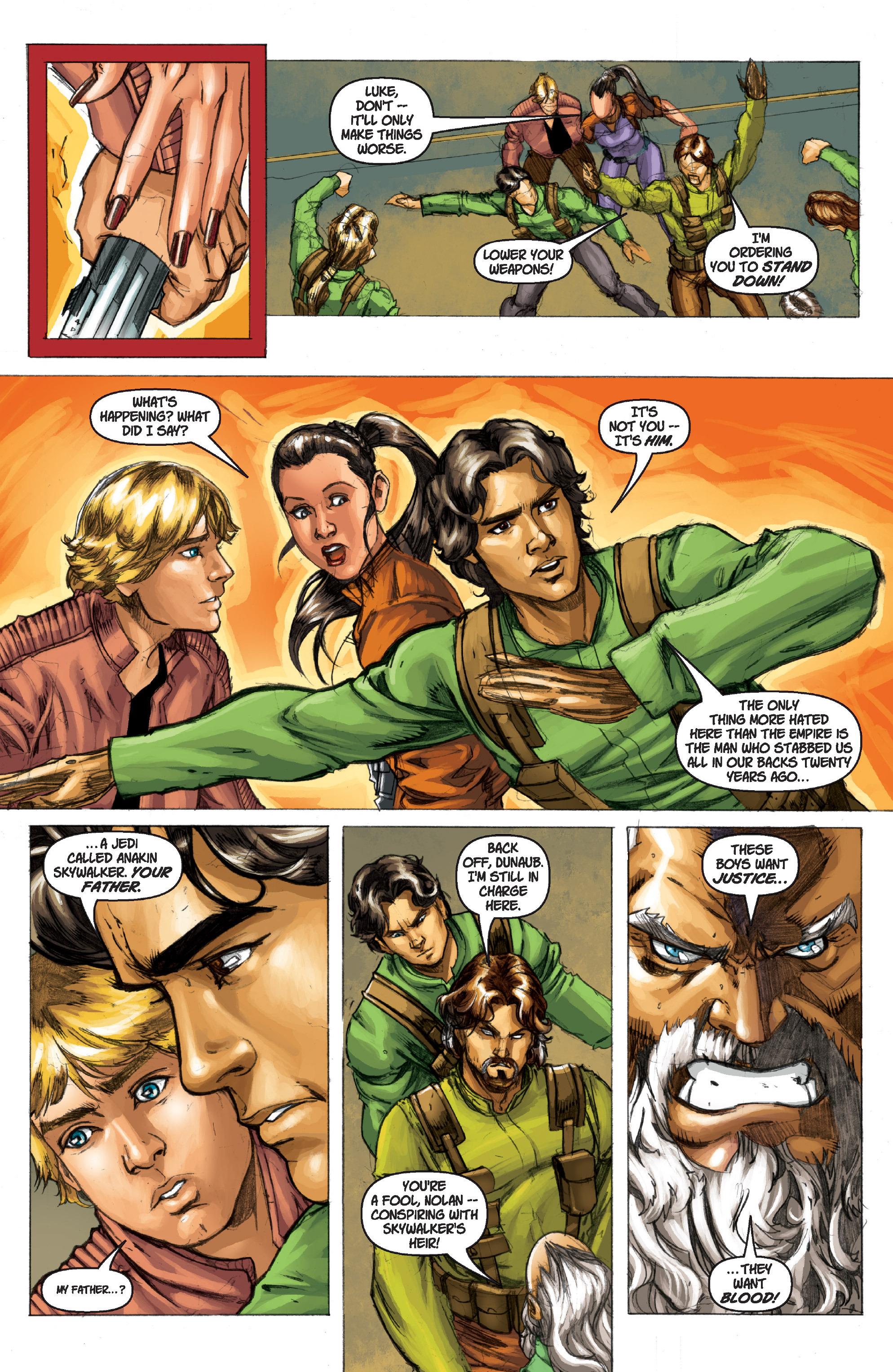 Read online Star Wars Omnibus comic -  Issue # Vol. 20 - 93