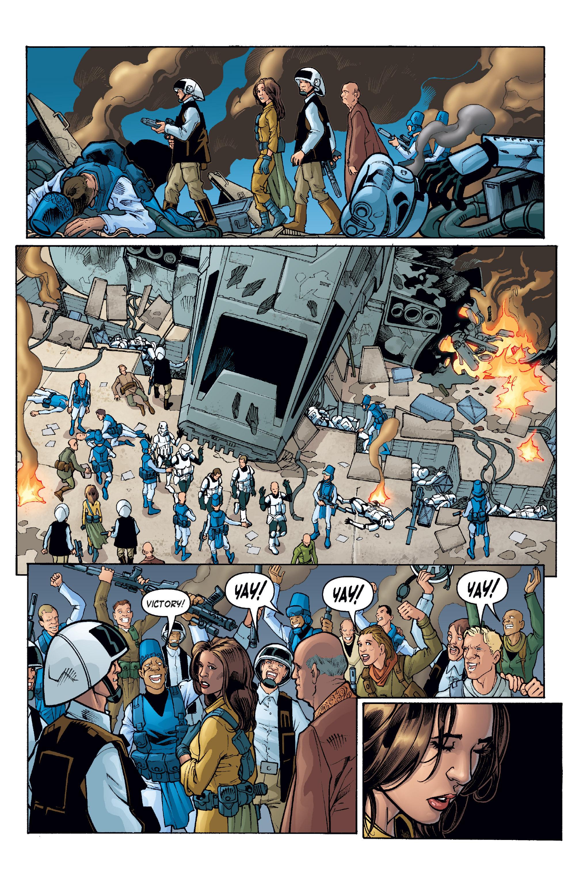 Read online Star Wars Omnibus comic -  Issue # Vol. 17 - 139