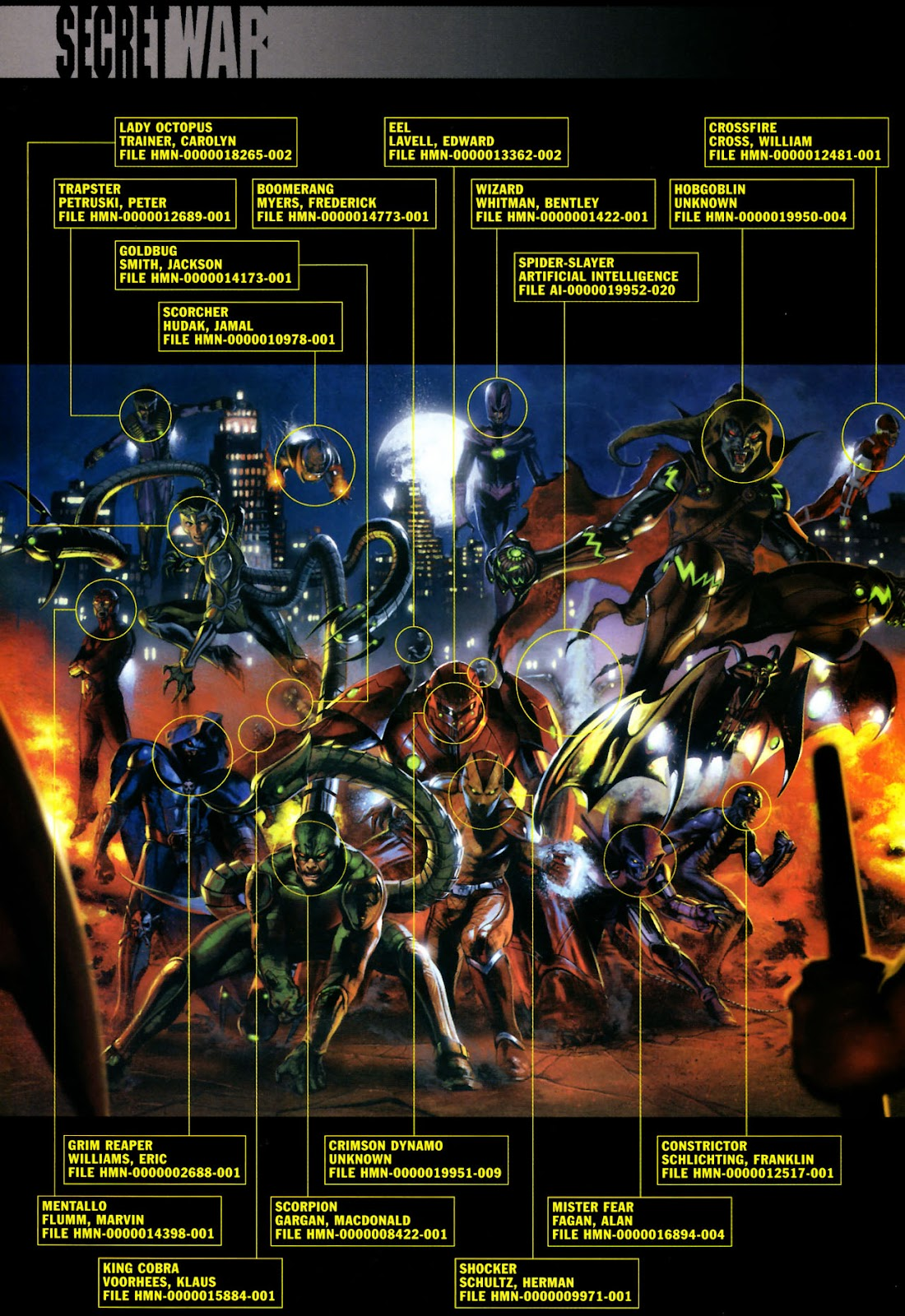 Read online Secret War comic -  Issue #3 - 35