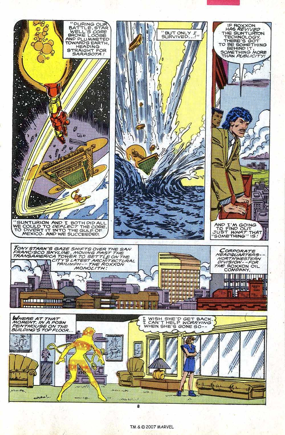 Iron Man Annual issue 9 - Page 11