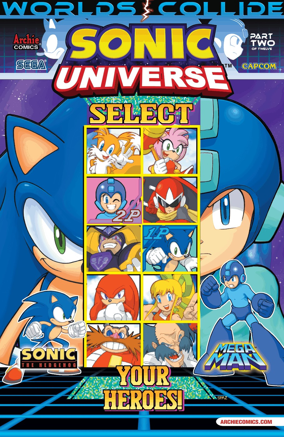 Sonic Universe 51 Page 1