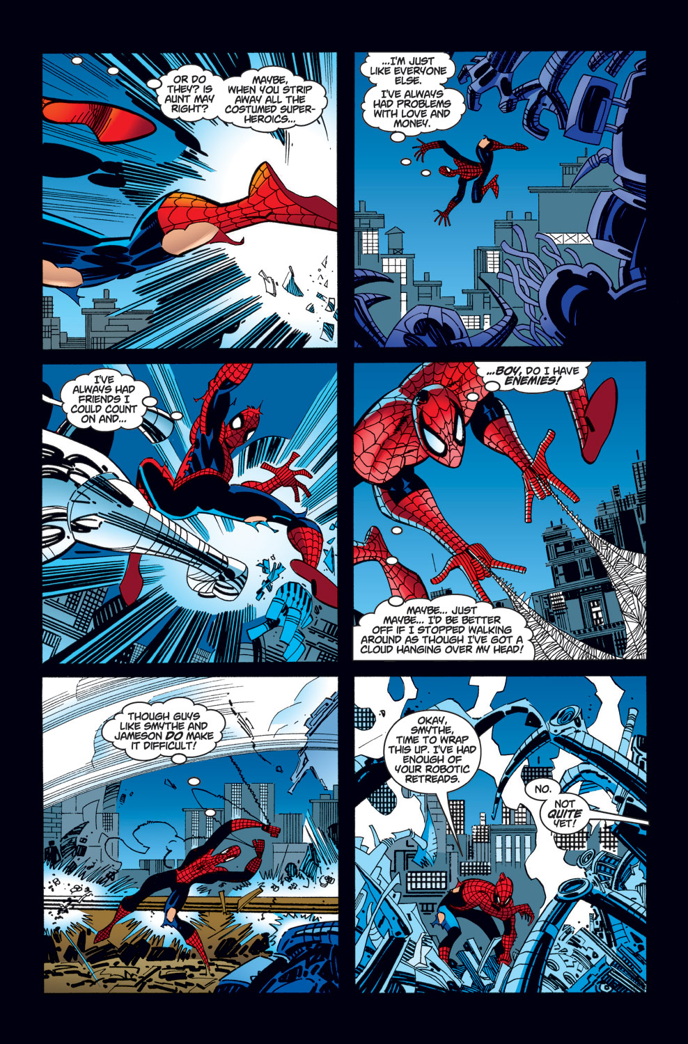 The Amazing Spider-Man (1999) 20 Page 21