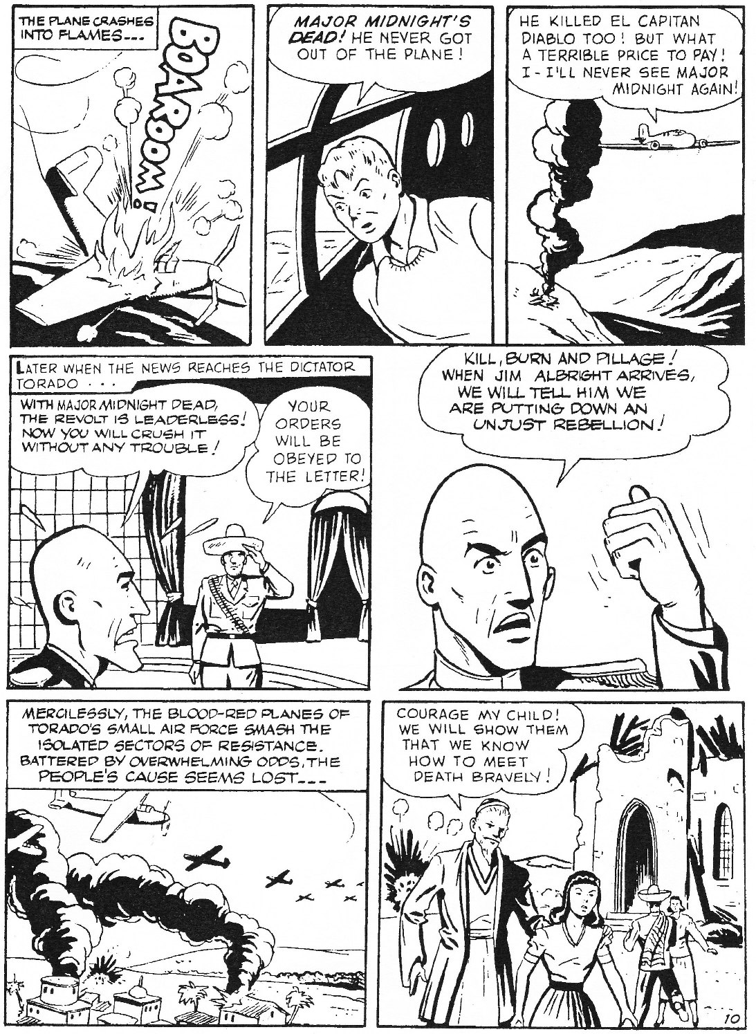 Read online Men of Mystery Comics comic -  Issue #73 - 25