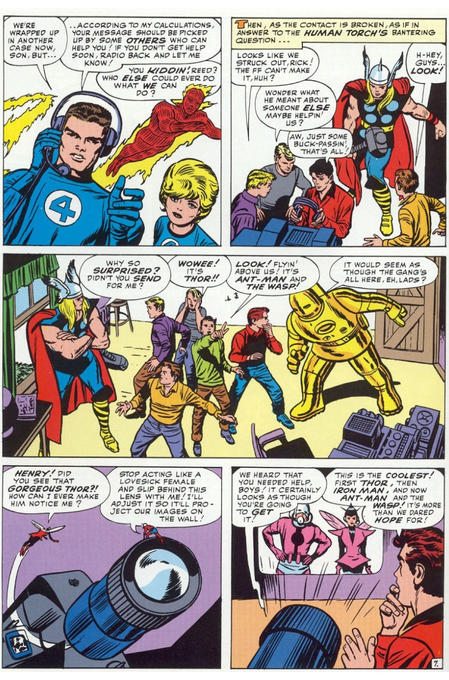 The Avengers (1963) 1 Page 7